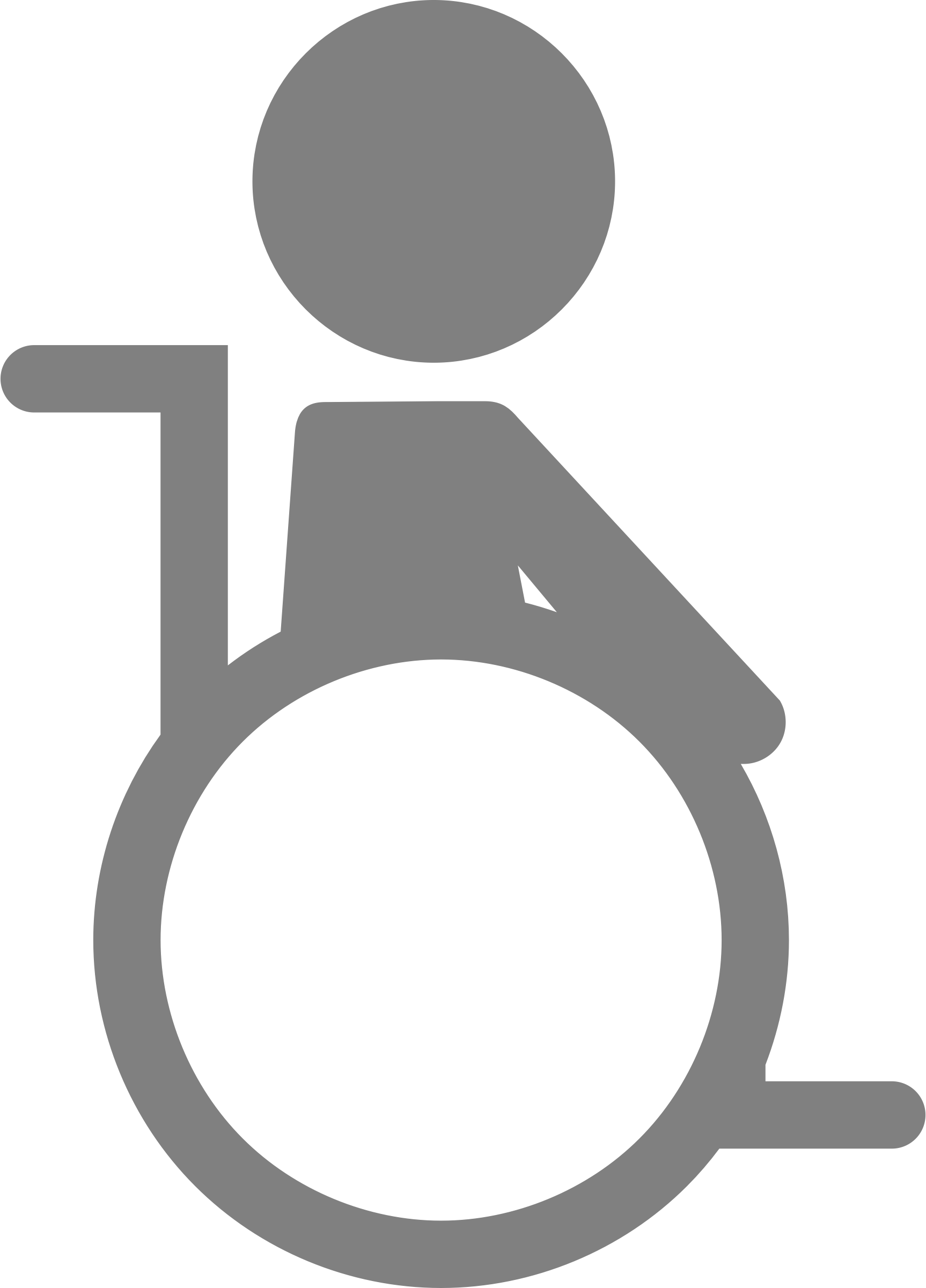 Person Wheelchair by Cheeseness
