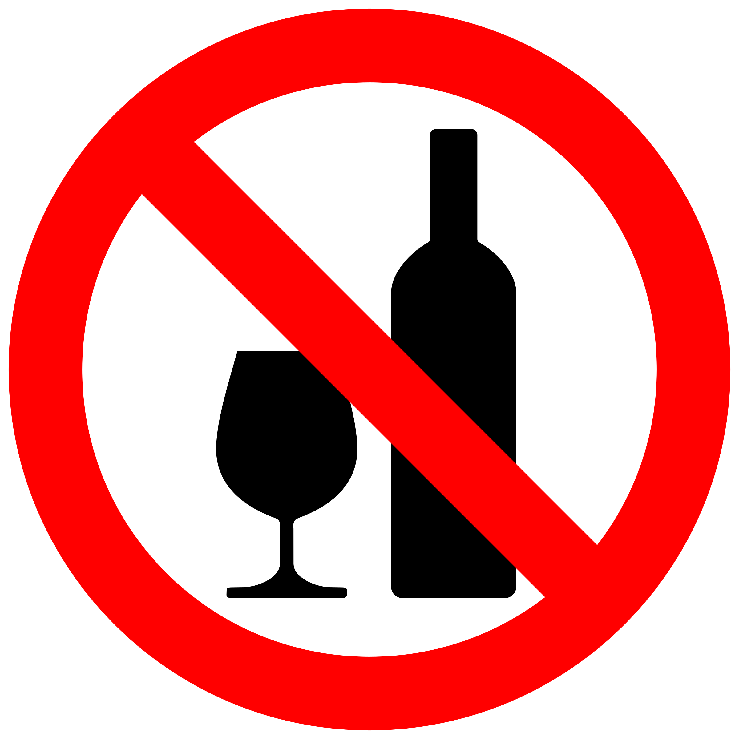 Don't drink alcohol - No tomar alcohol by laftello