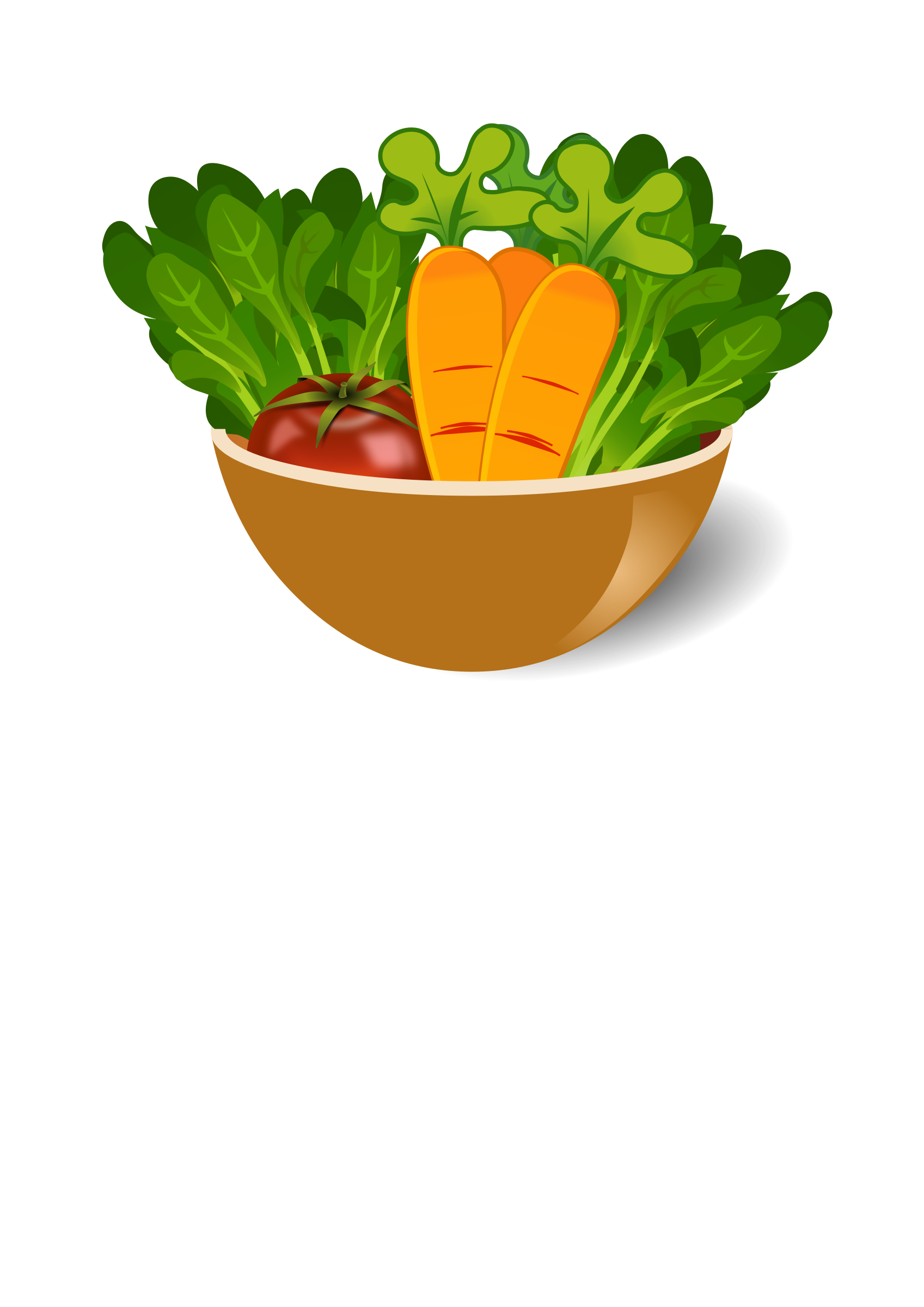 vegetable bowl by cg4share