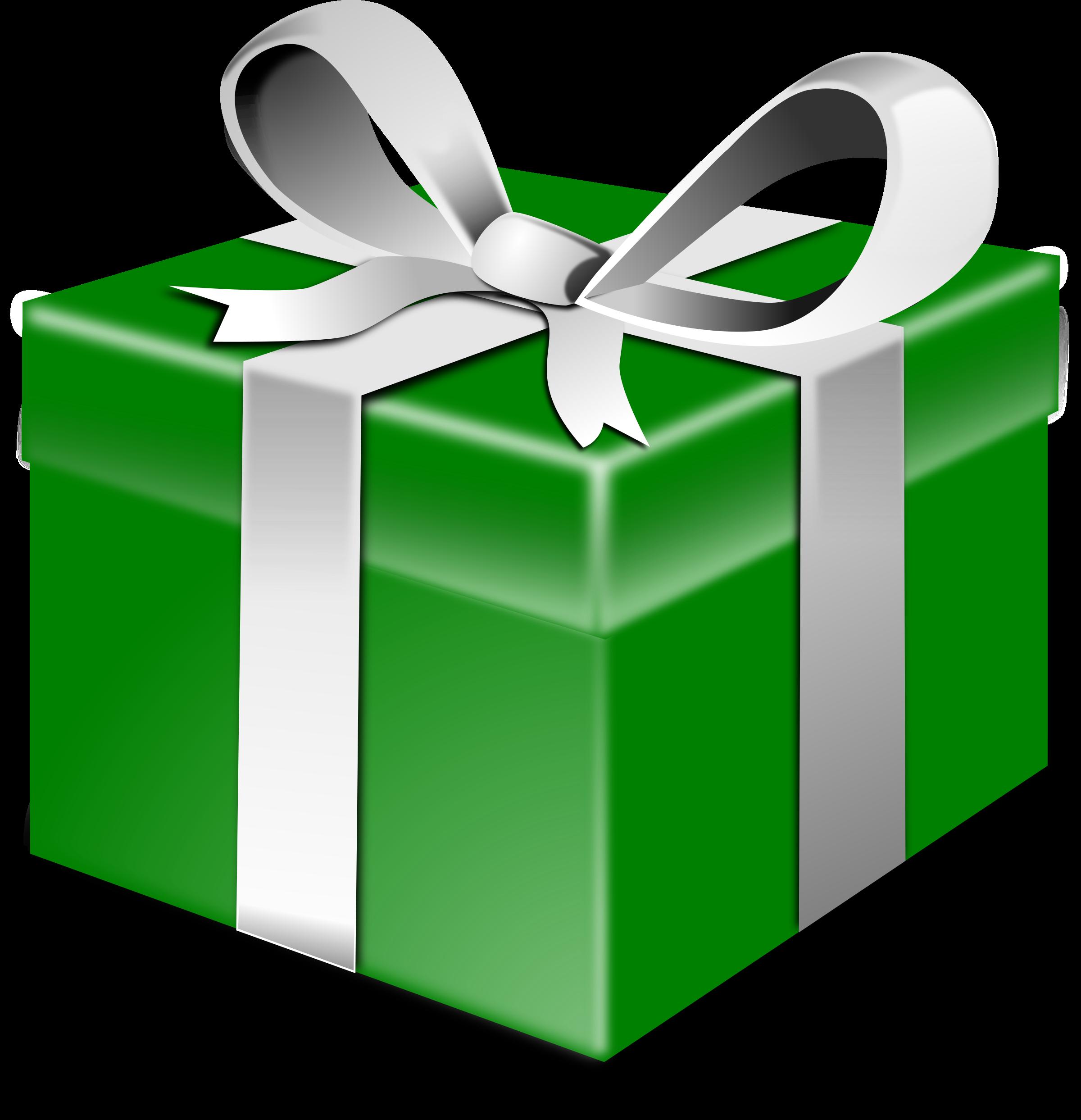 Gift Box Present Box Red Ribbon Stock Illustration 726033166 ...