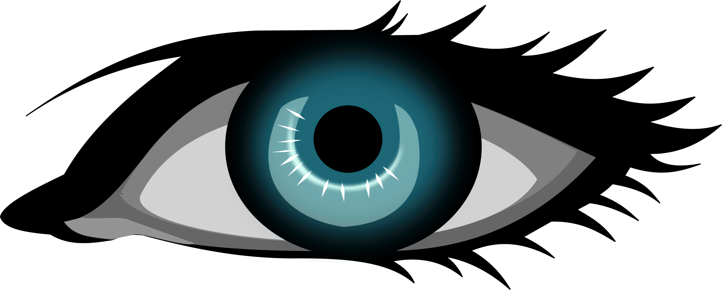 Displaying 14> Images For - 2 Blue Eyes Clipart...