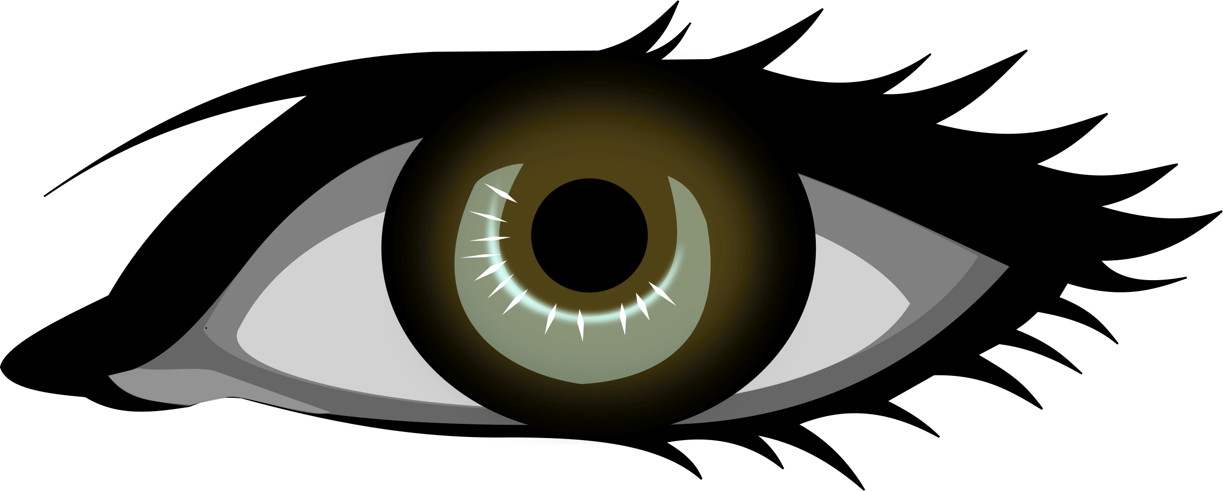 free clipart images eyes - photo #39