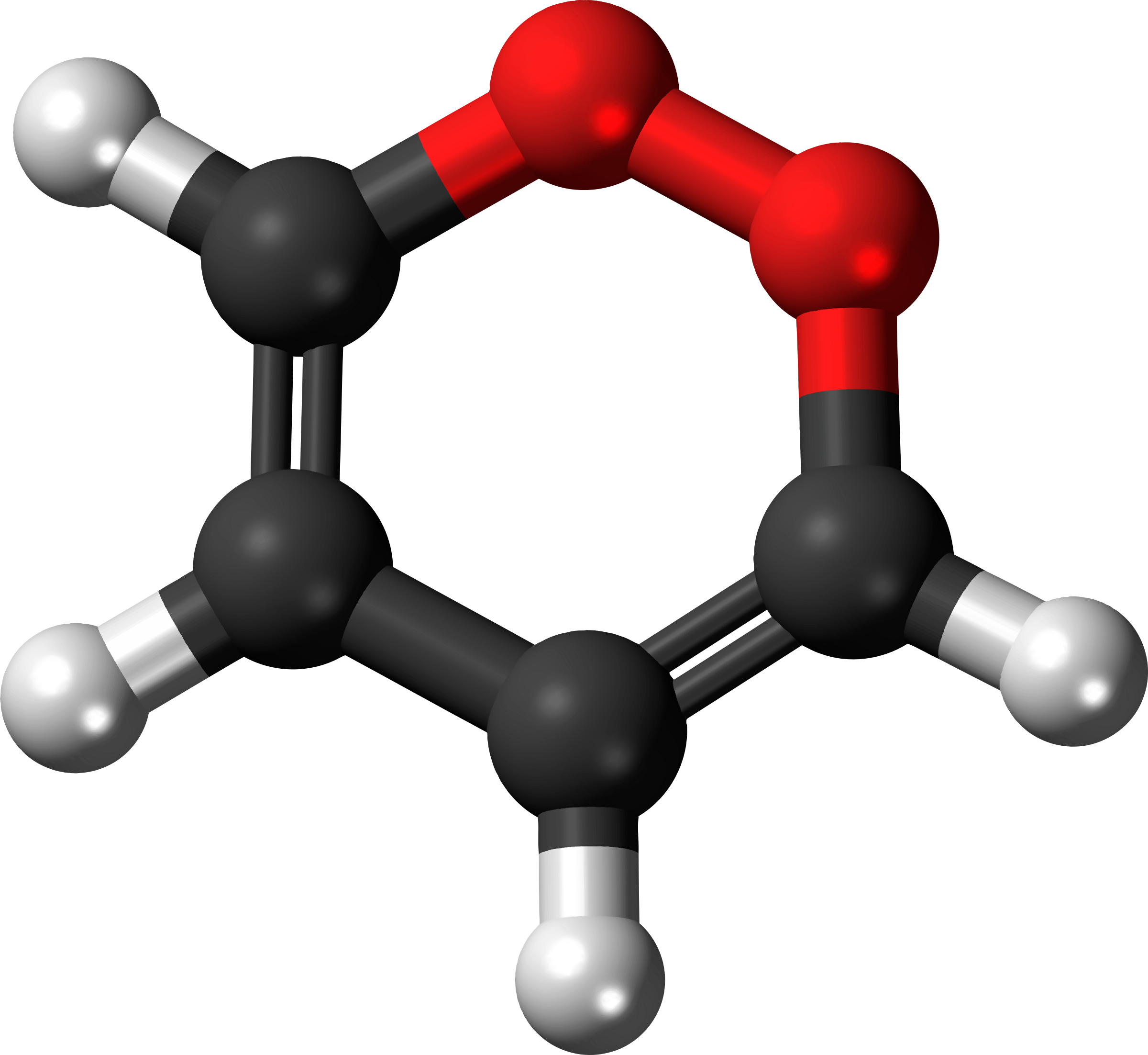 Famous (and infamous) molecules 38 - 1,2-dioxin by Firkin