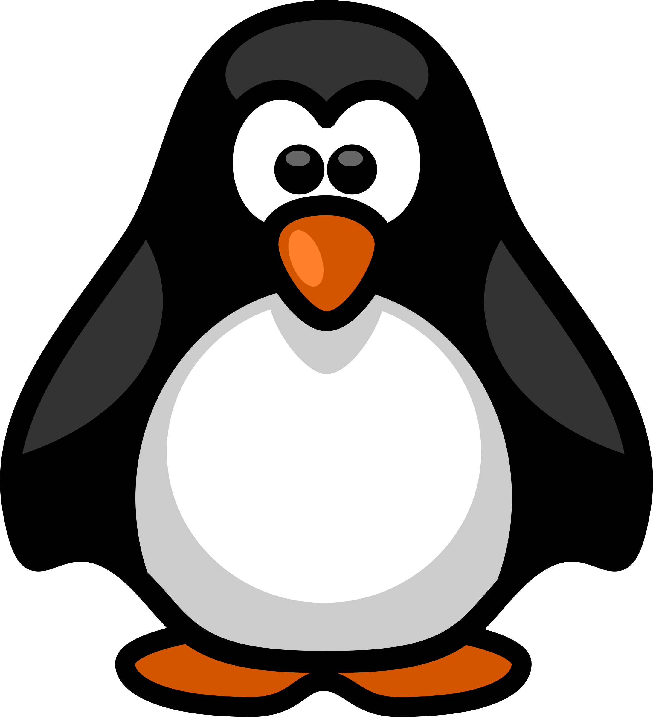 Little penguin by lemmling