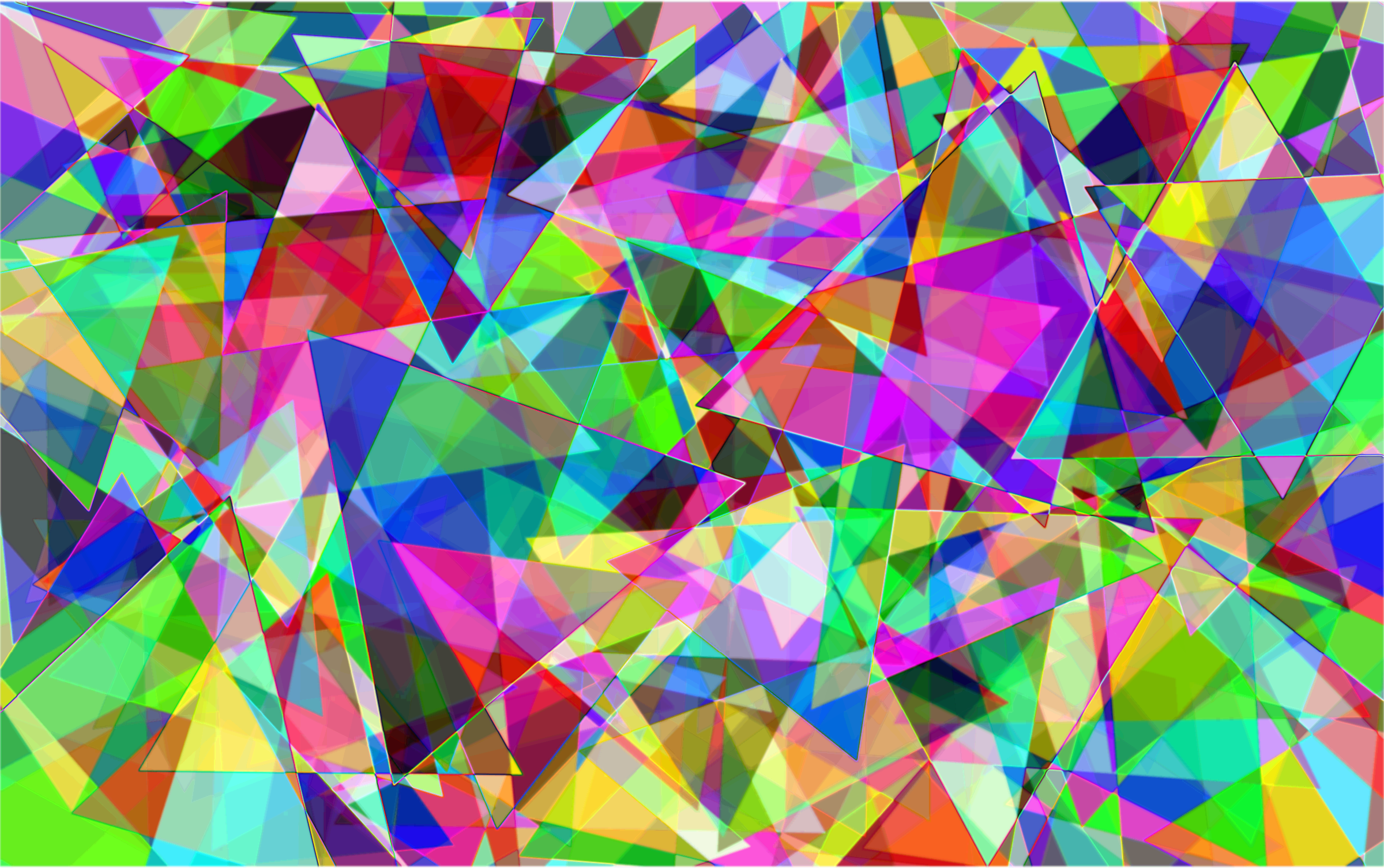 Triangular Madness Psychedelic by GDJ