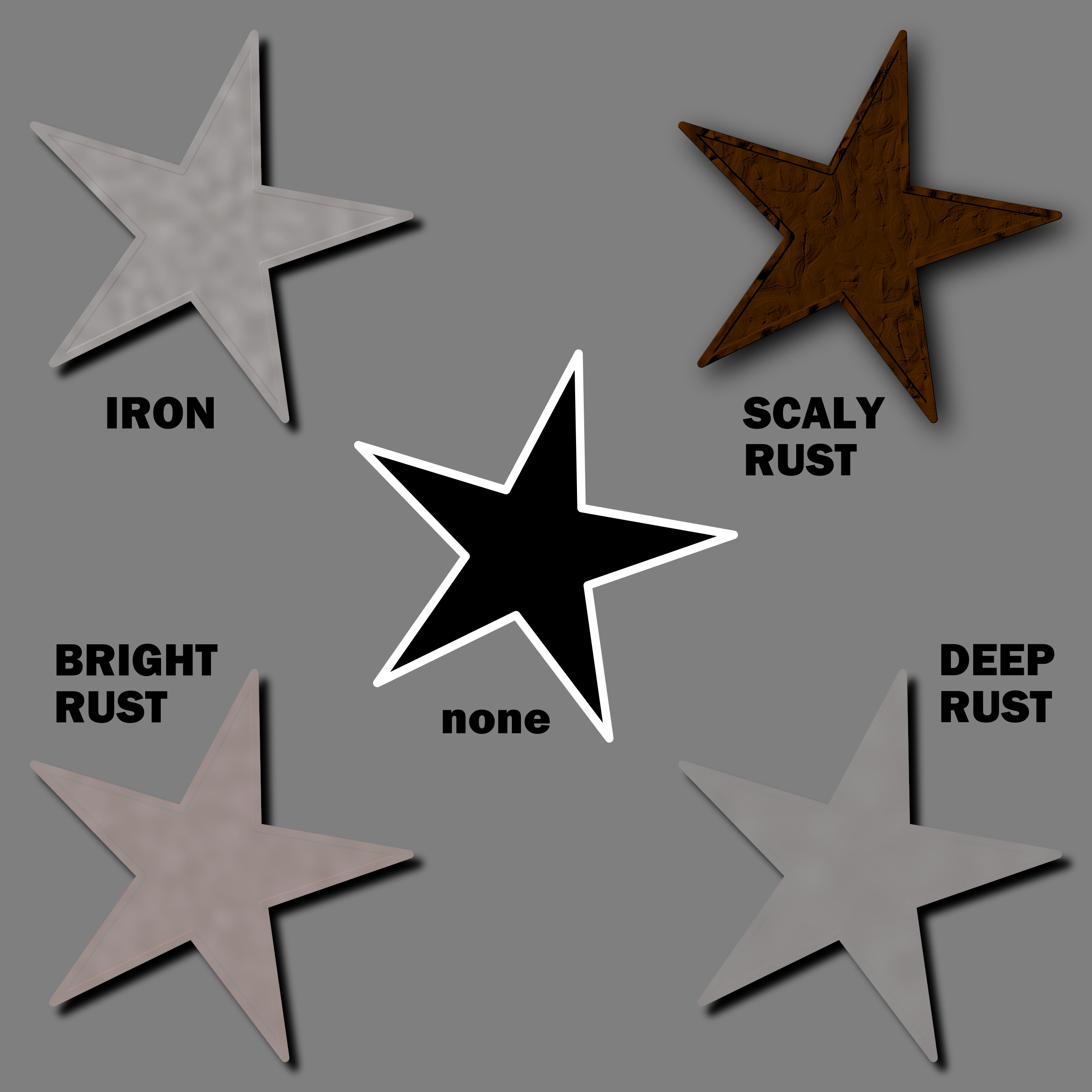 Iron Filters by gubrww
