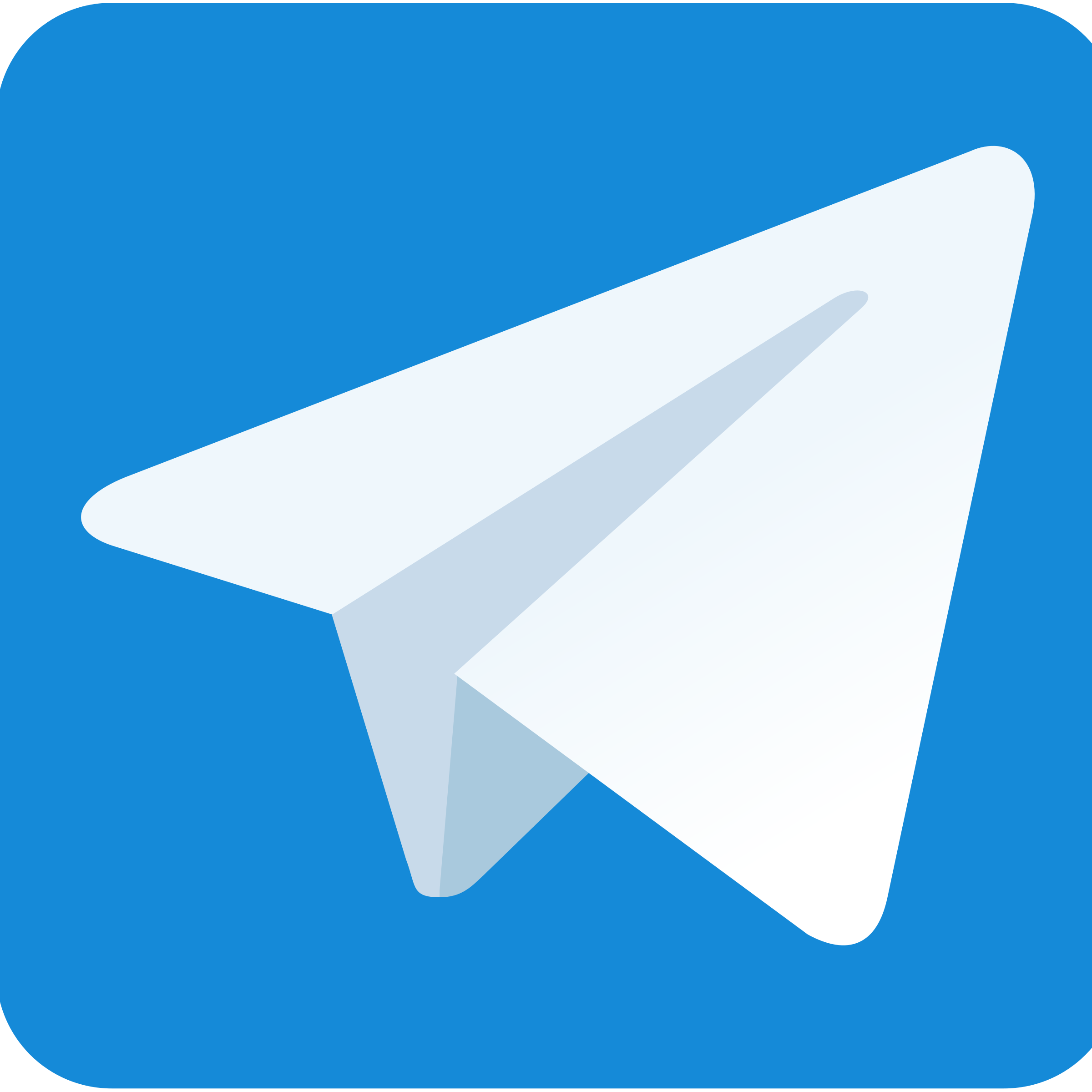 Telegram app icon by davidoclubb
