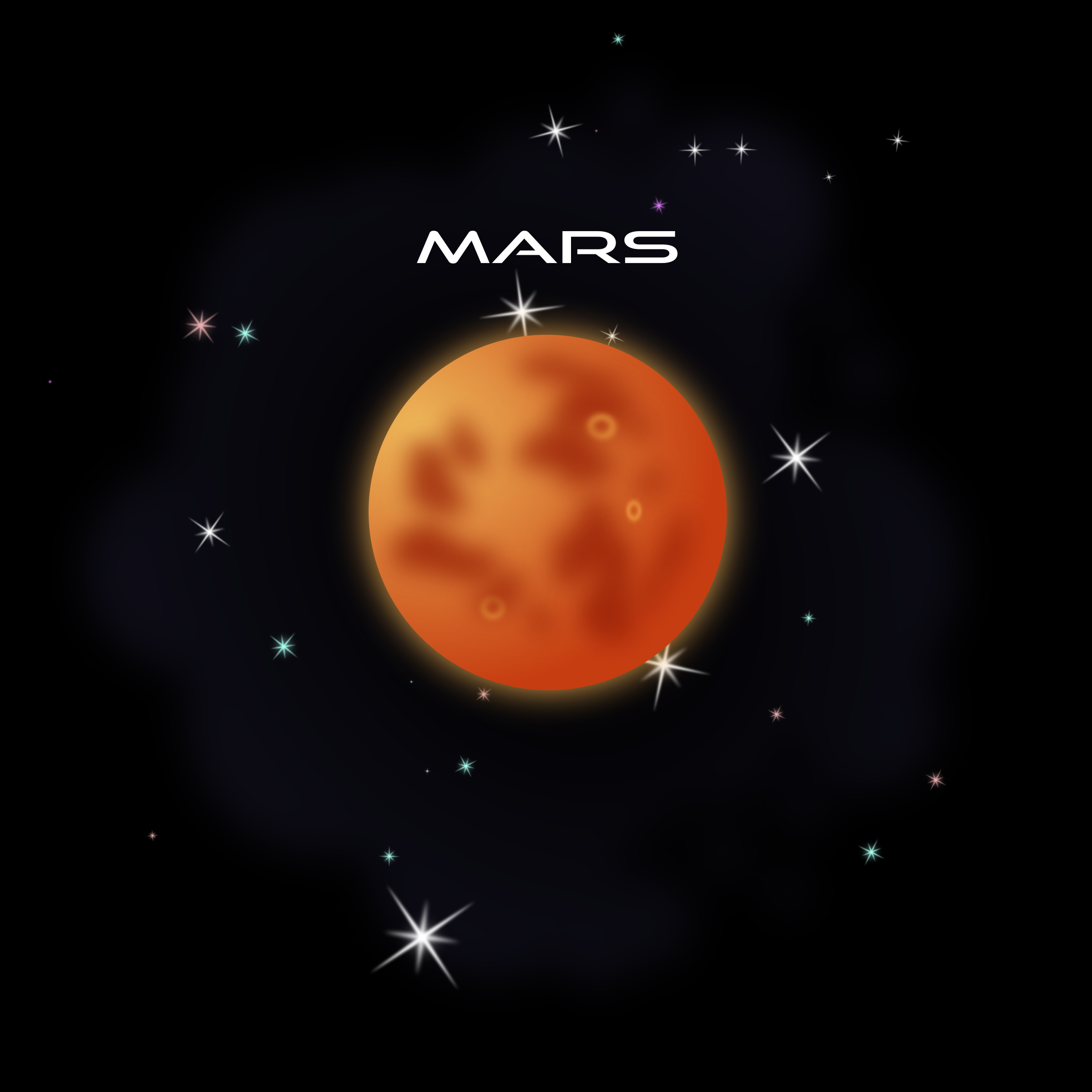 Mars by gnokii