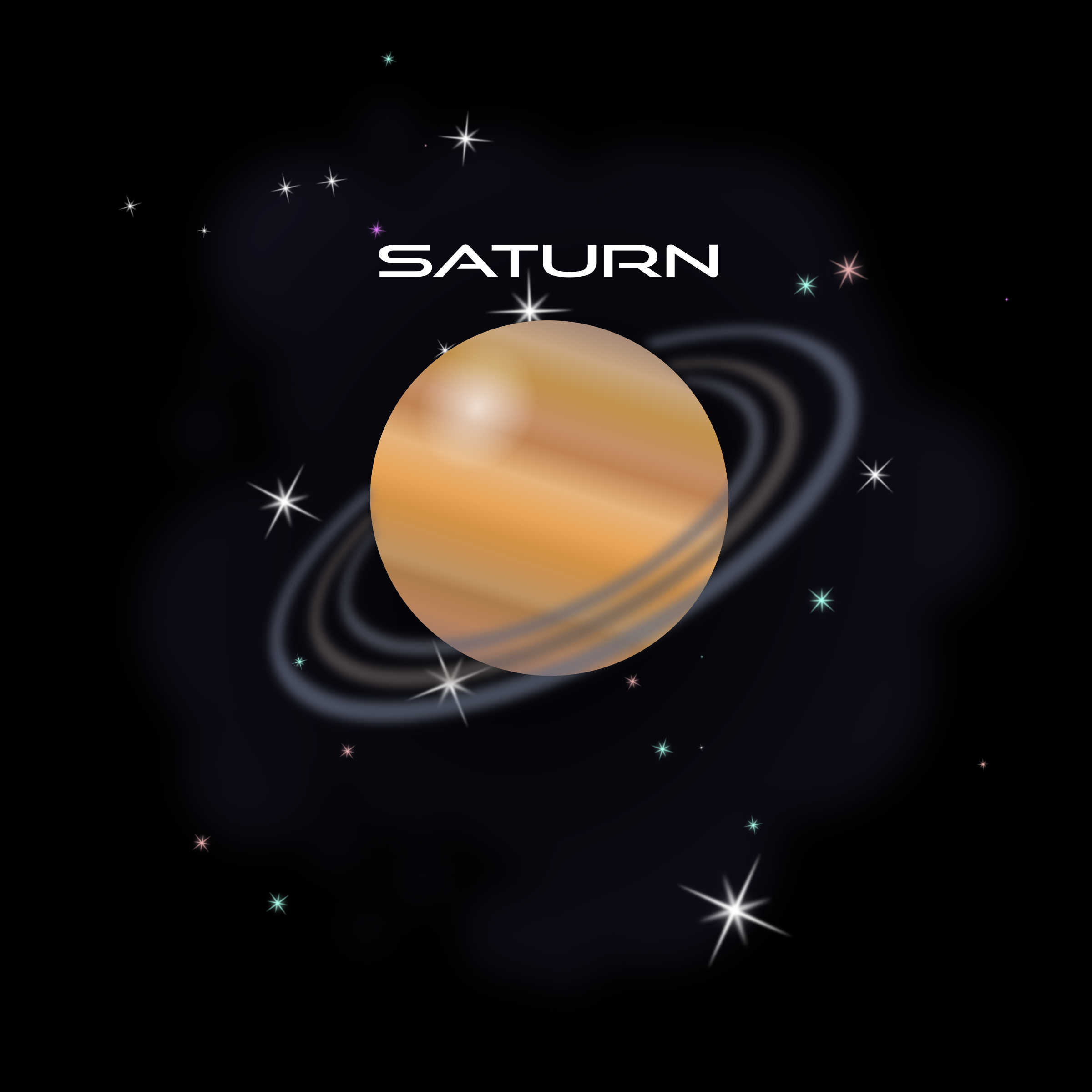 Saturn by gnokii