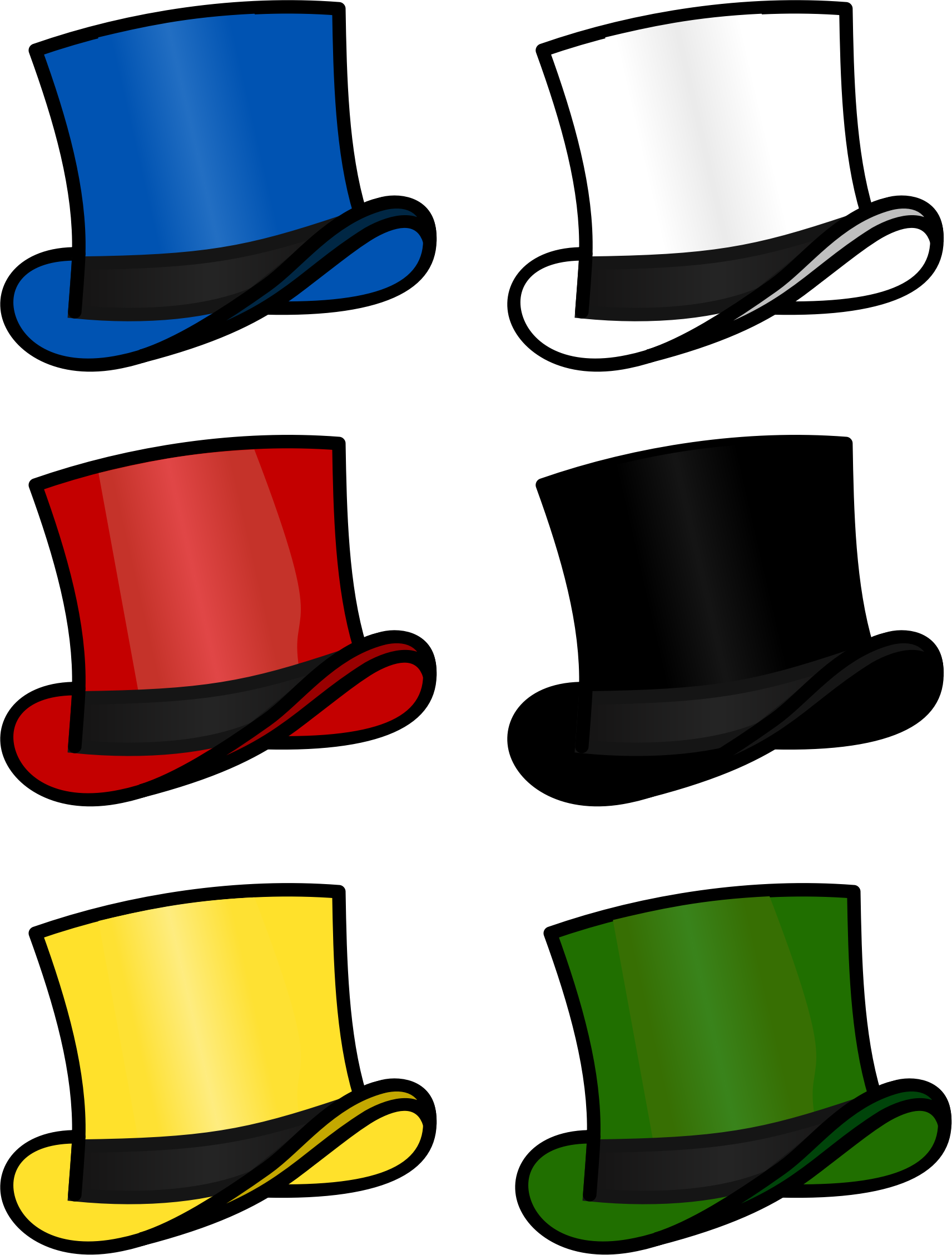 Six Thinking Hats by cschreuders