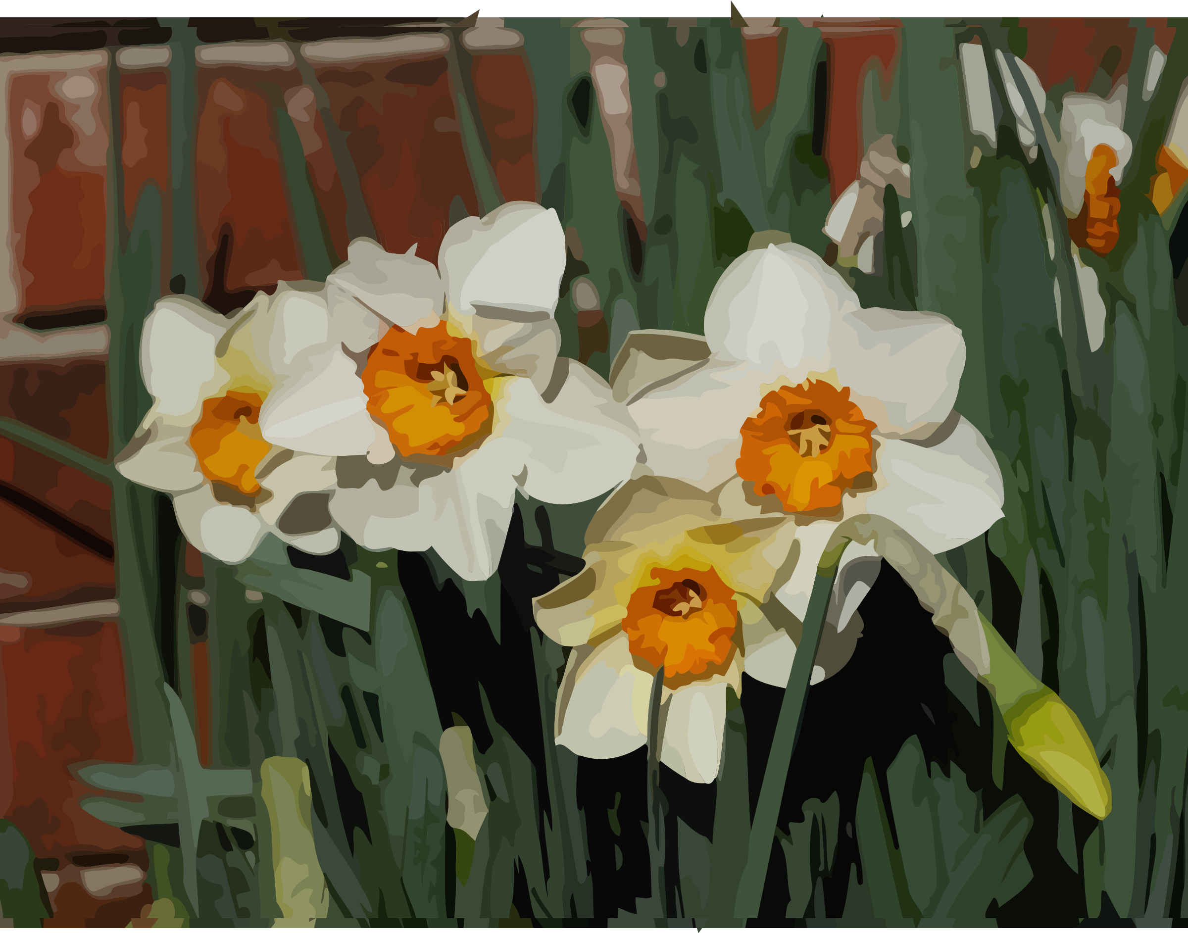 daffodils-02 by datteber