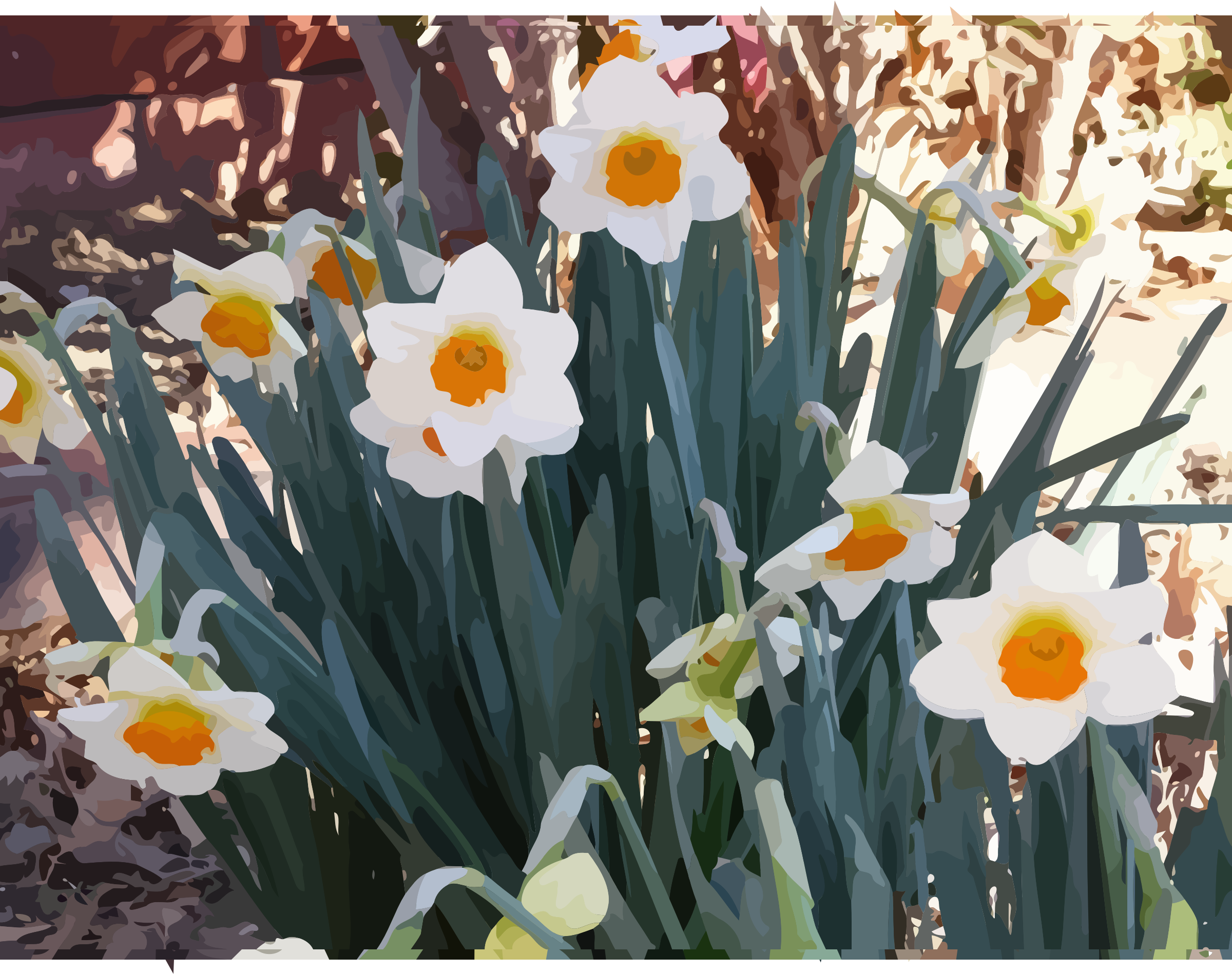 daffodils-10 by datteber