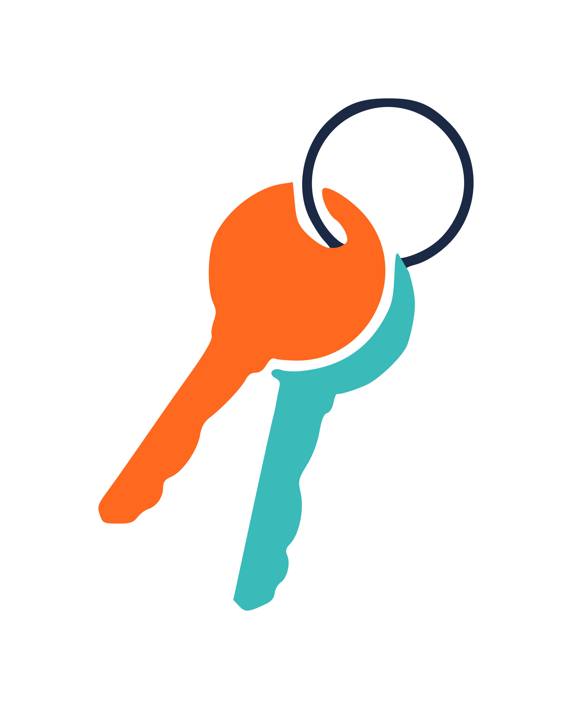 keys icon by ben