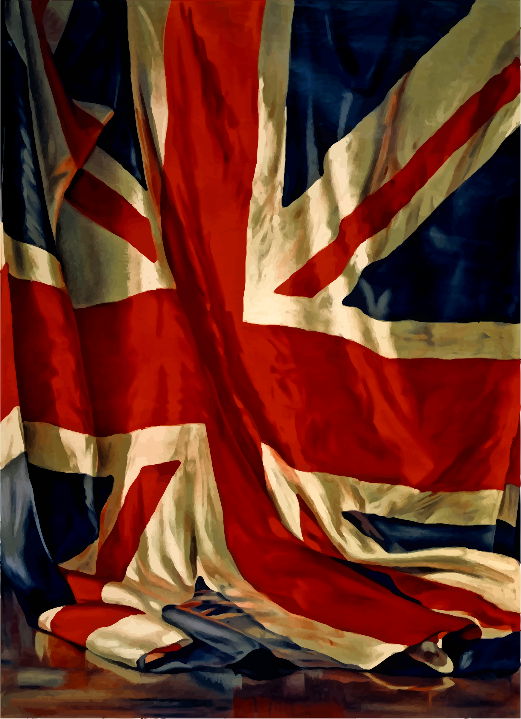 Union flag by Firkin