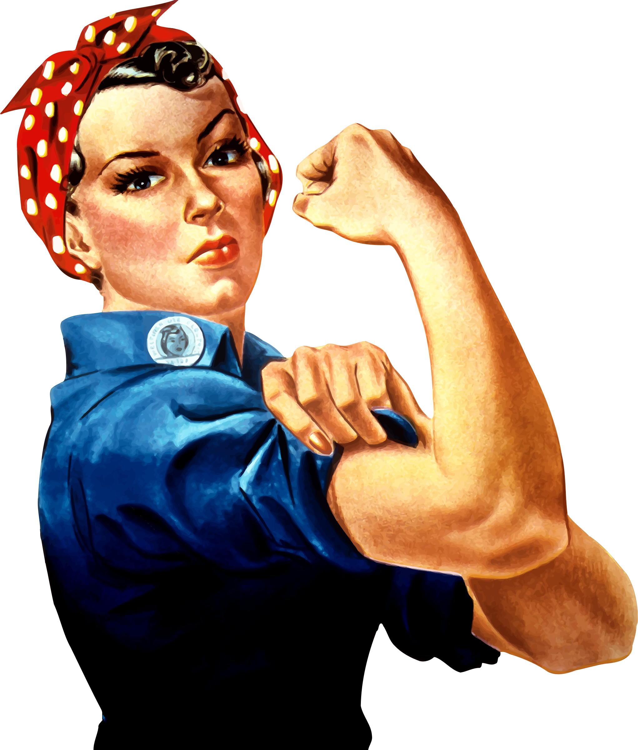 Rosie Riveter by Firkin