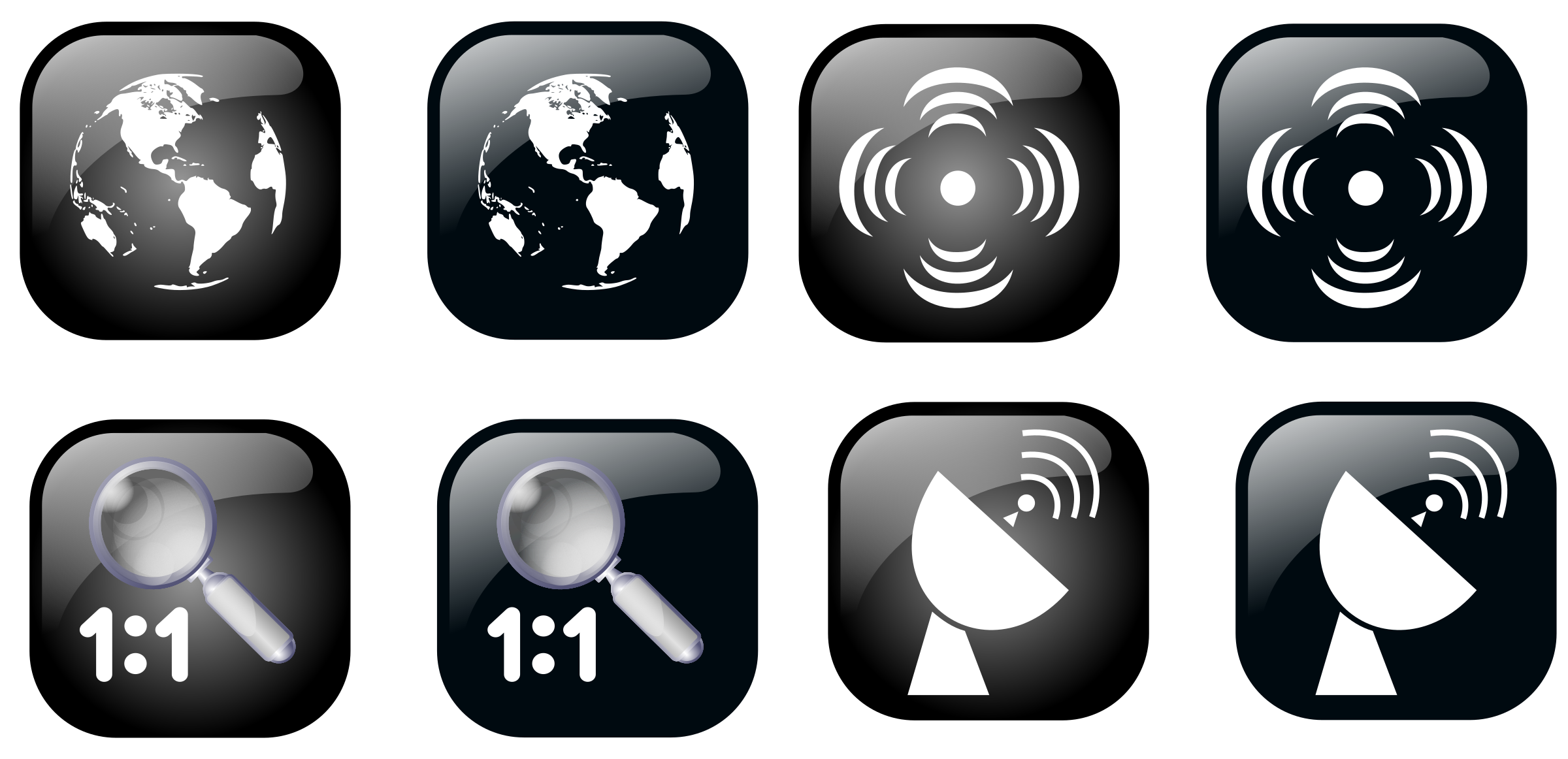 Map Command Svg Png Icon Free Download 303807: Map Geolocalisation Icon Set