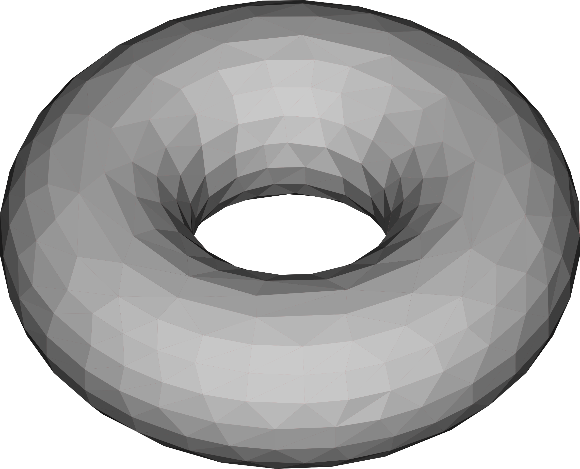 3D Torus Rotated by GDJ