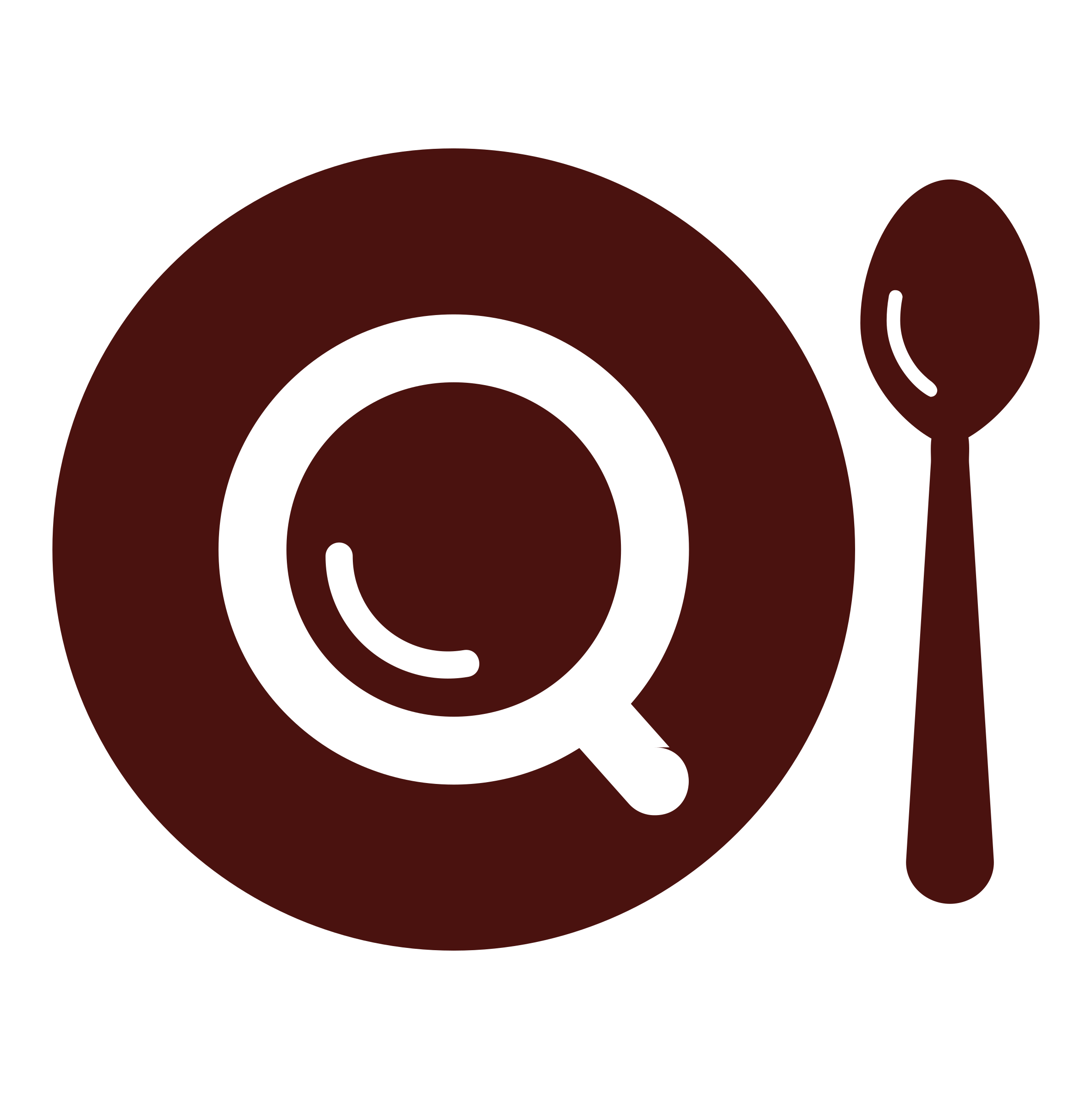 Coffee Cup Top Flat by gnokii
