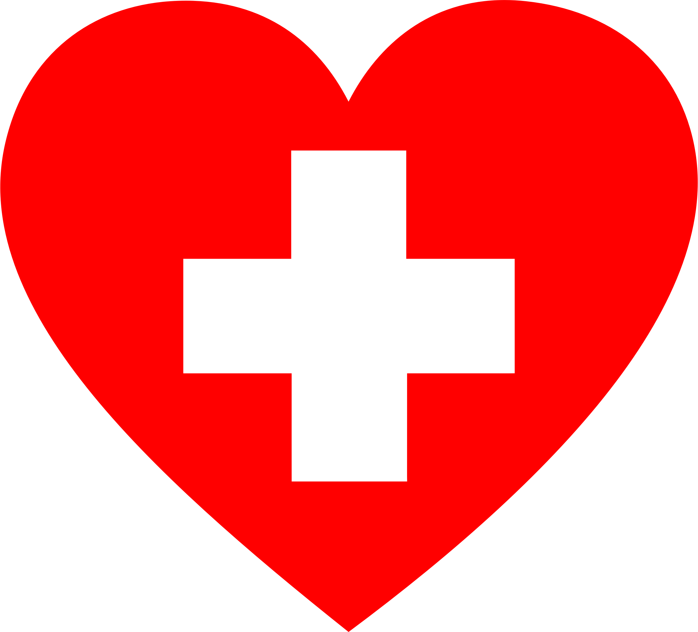 First Aid Heart by GDJ