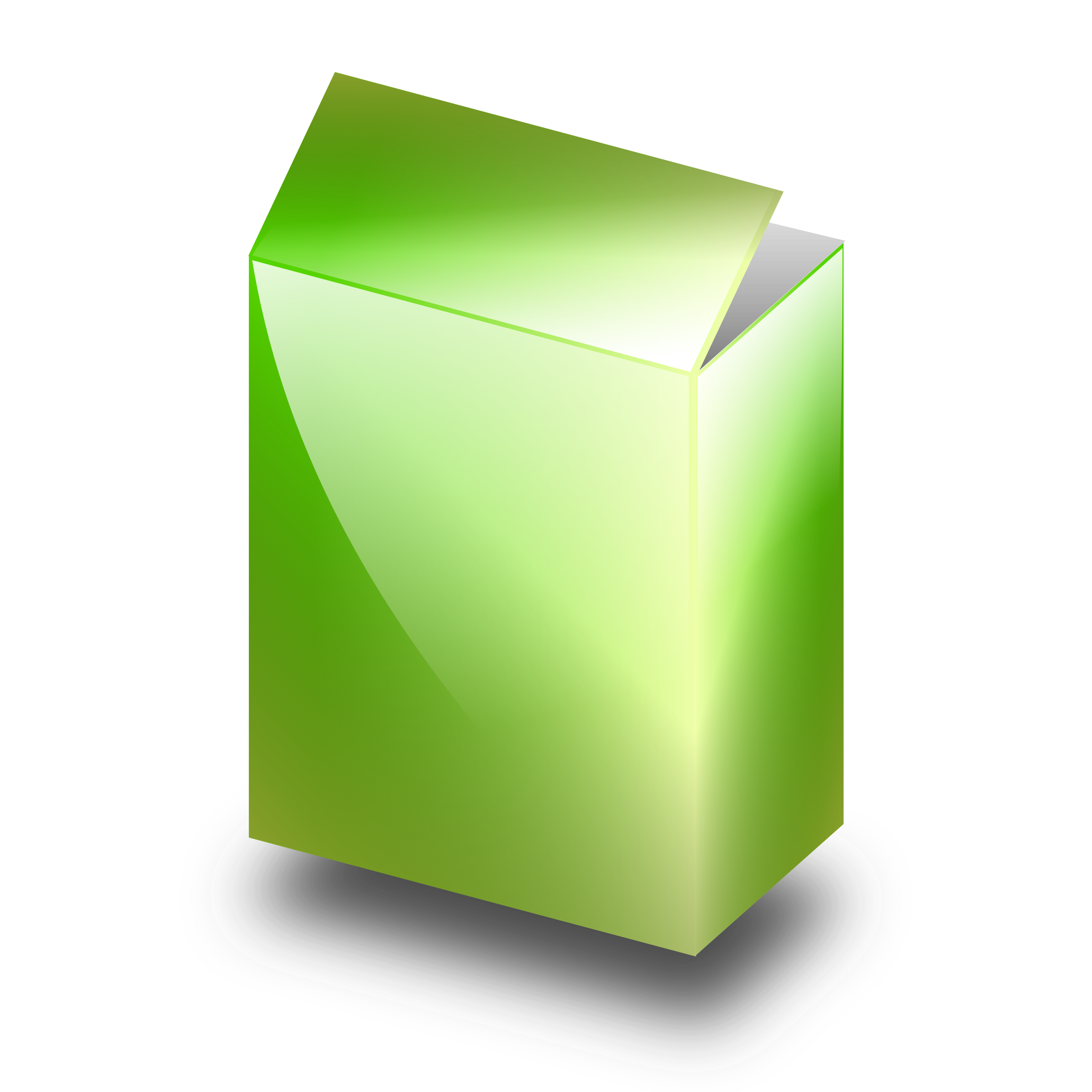 Green Box by ronoaldo