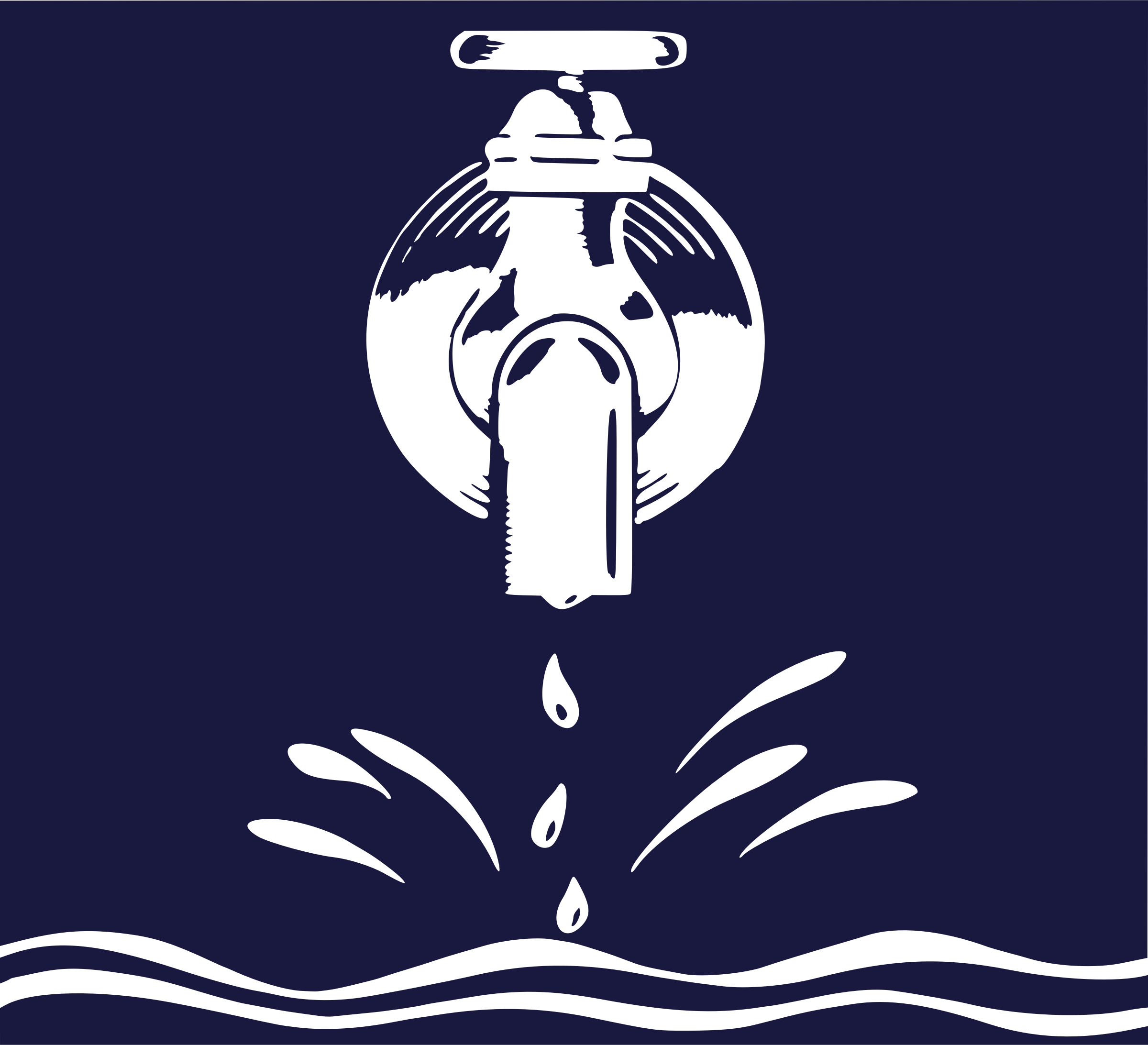 Clipart Dripping Tap