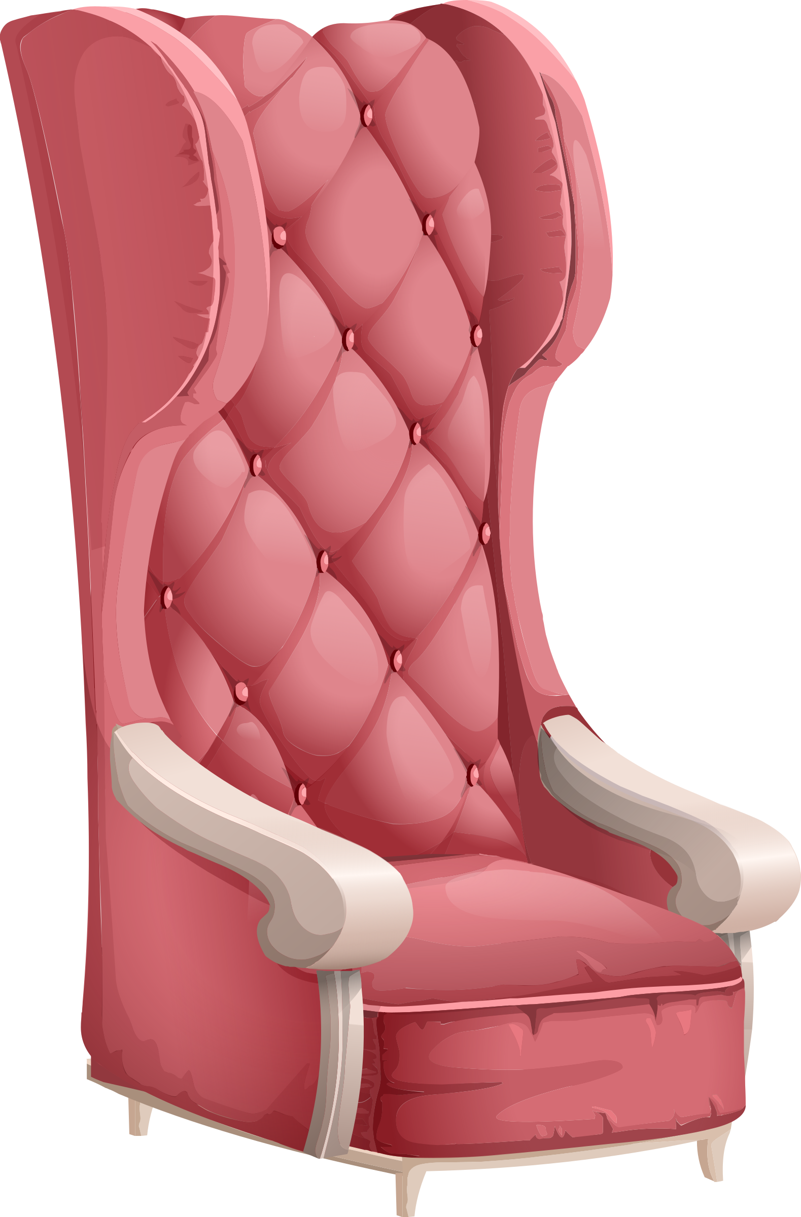 Old-fashioned fancy chair by anarres