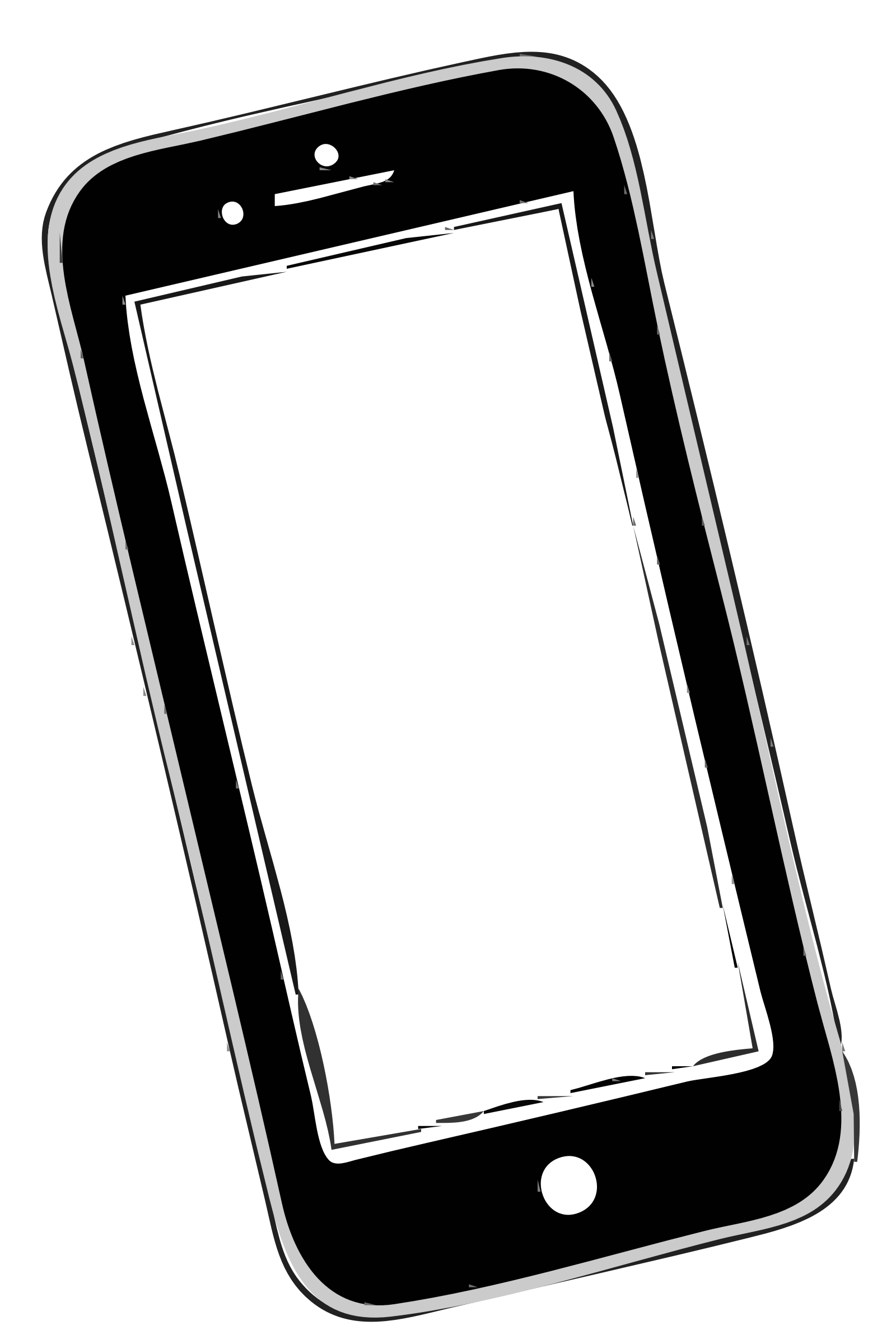sending I-Phone to open clipart.org by Jim Lawler