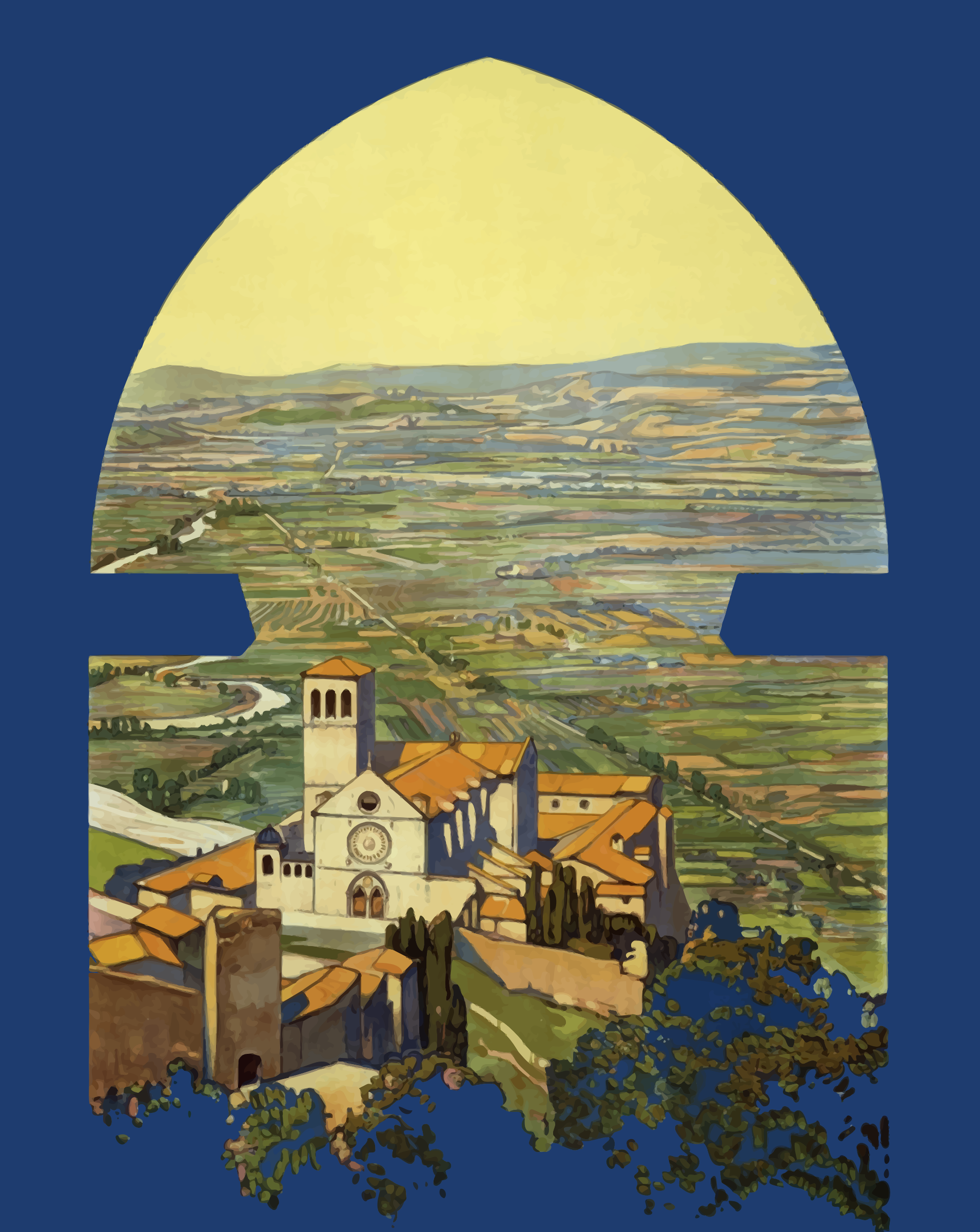 Assisi by Firkin