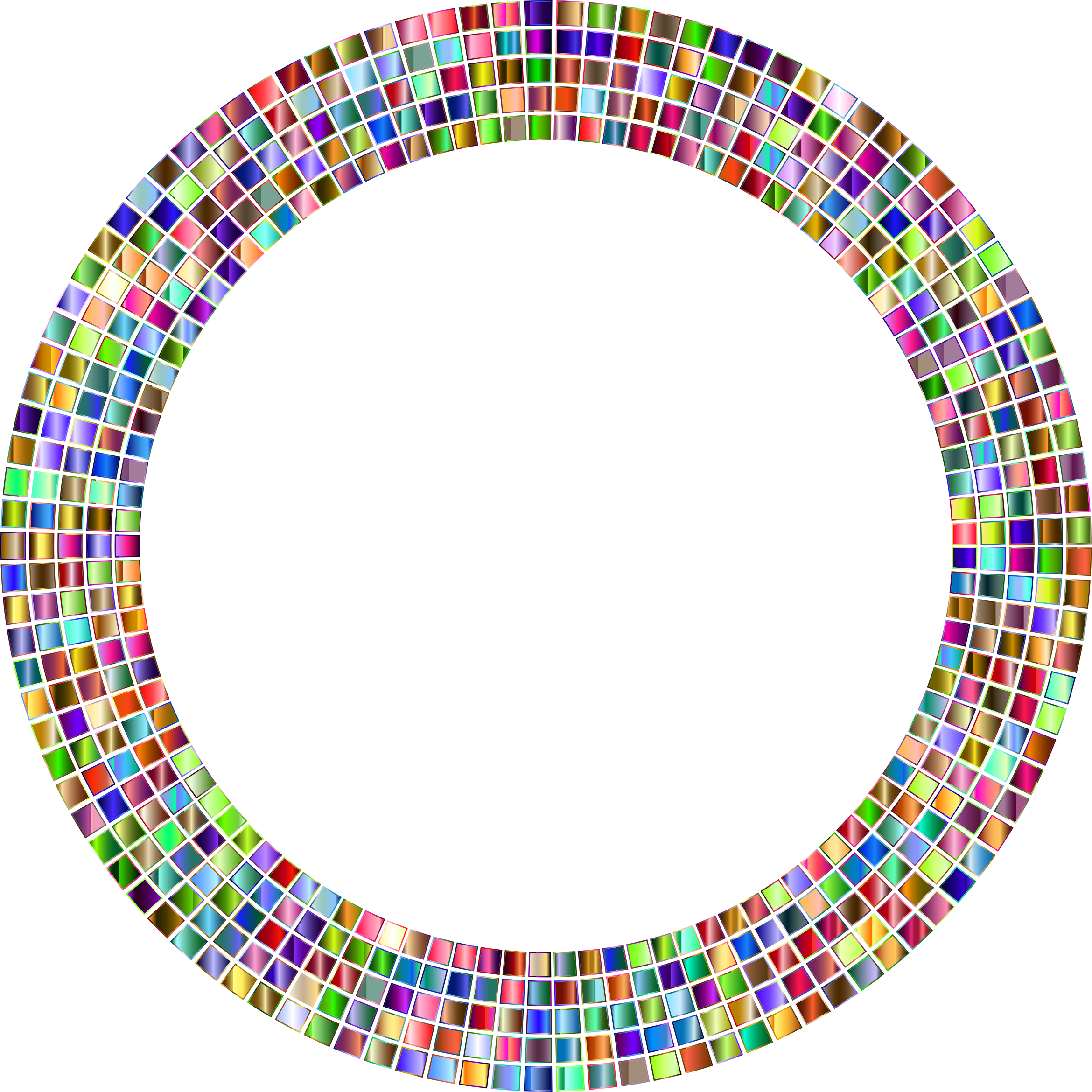 Chromatic Ring No Background by GDJ