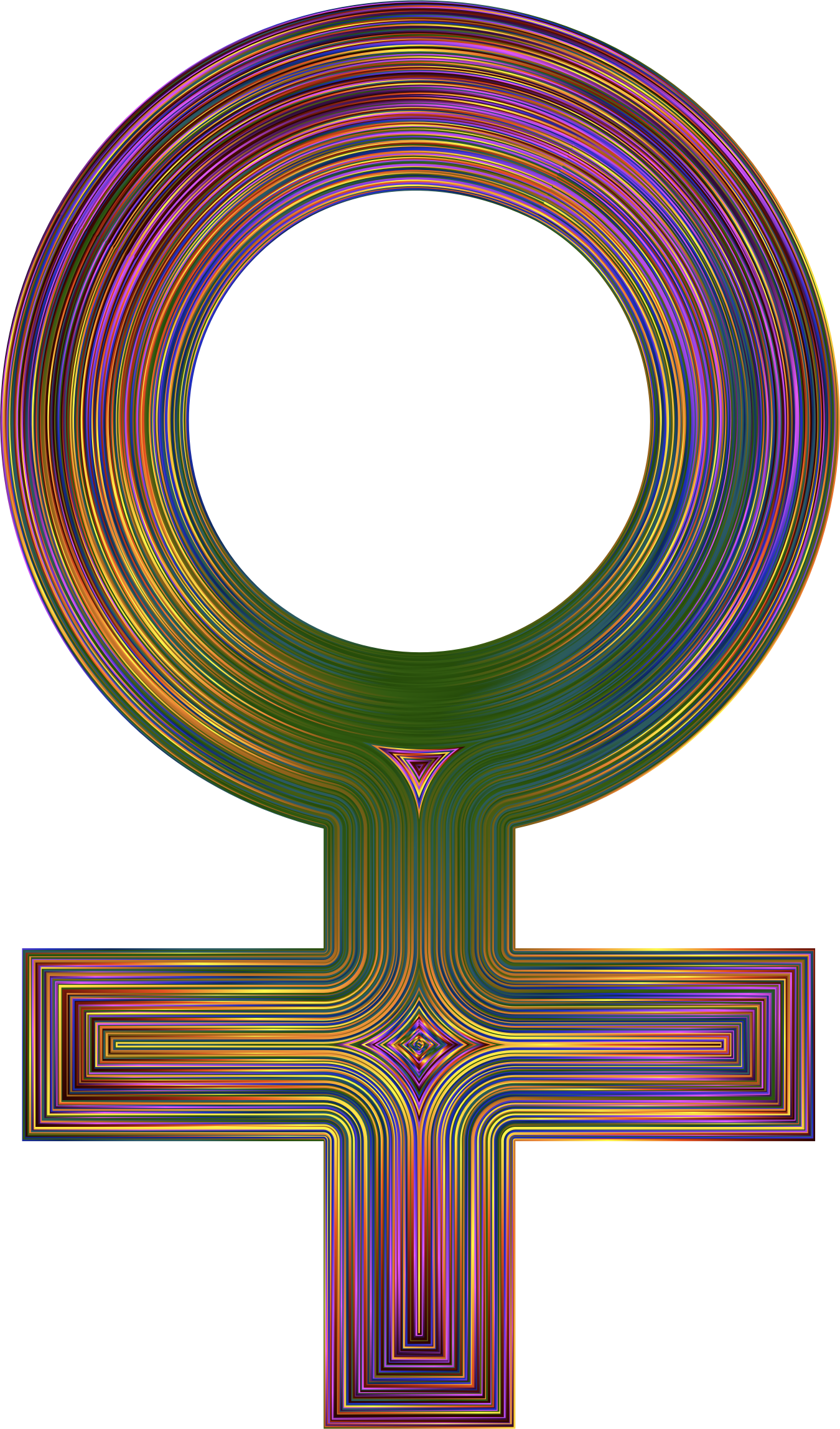 Female Symbol Chromatic by GDJ