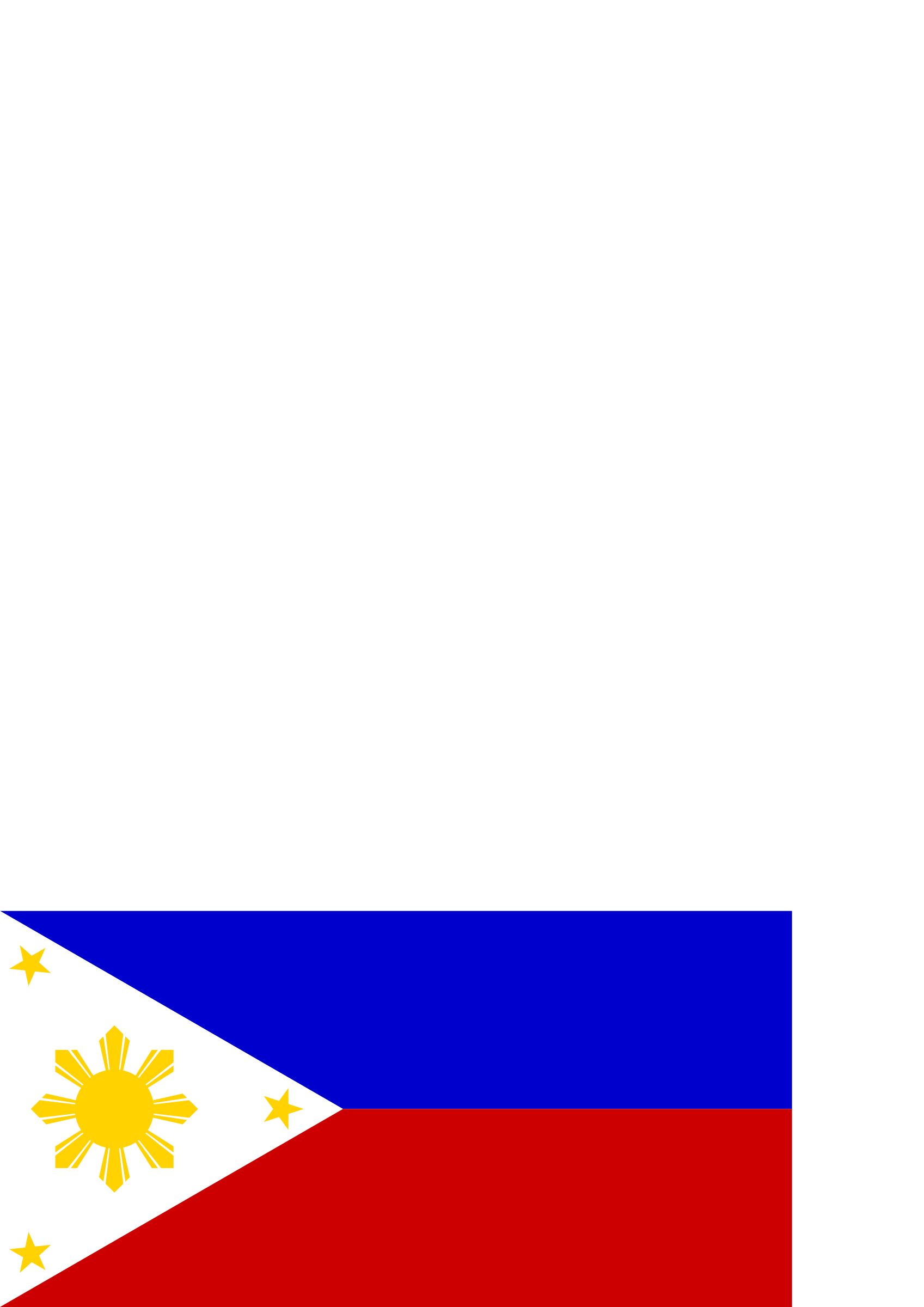 The Philippine Flag by #marco
