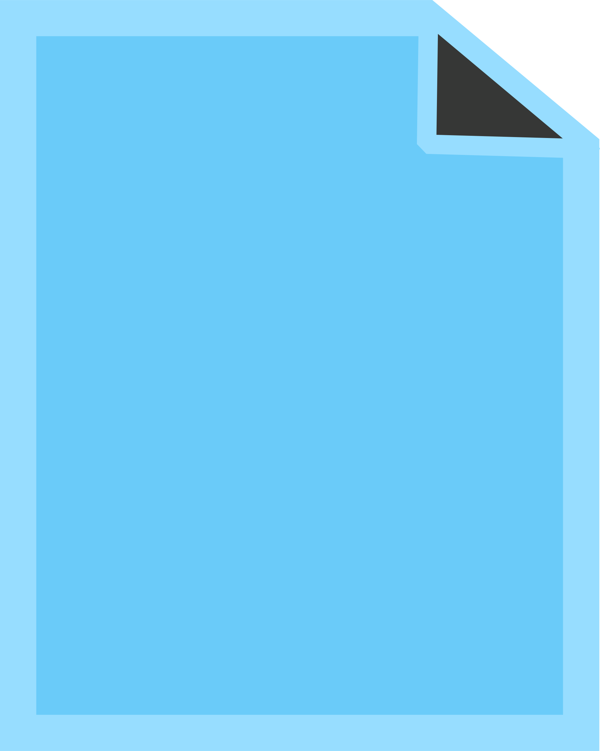 Flat blue file without extra spacing by refi64
