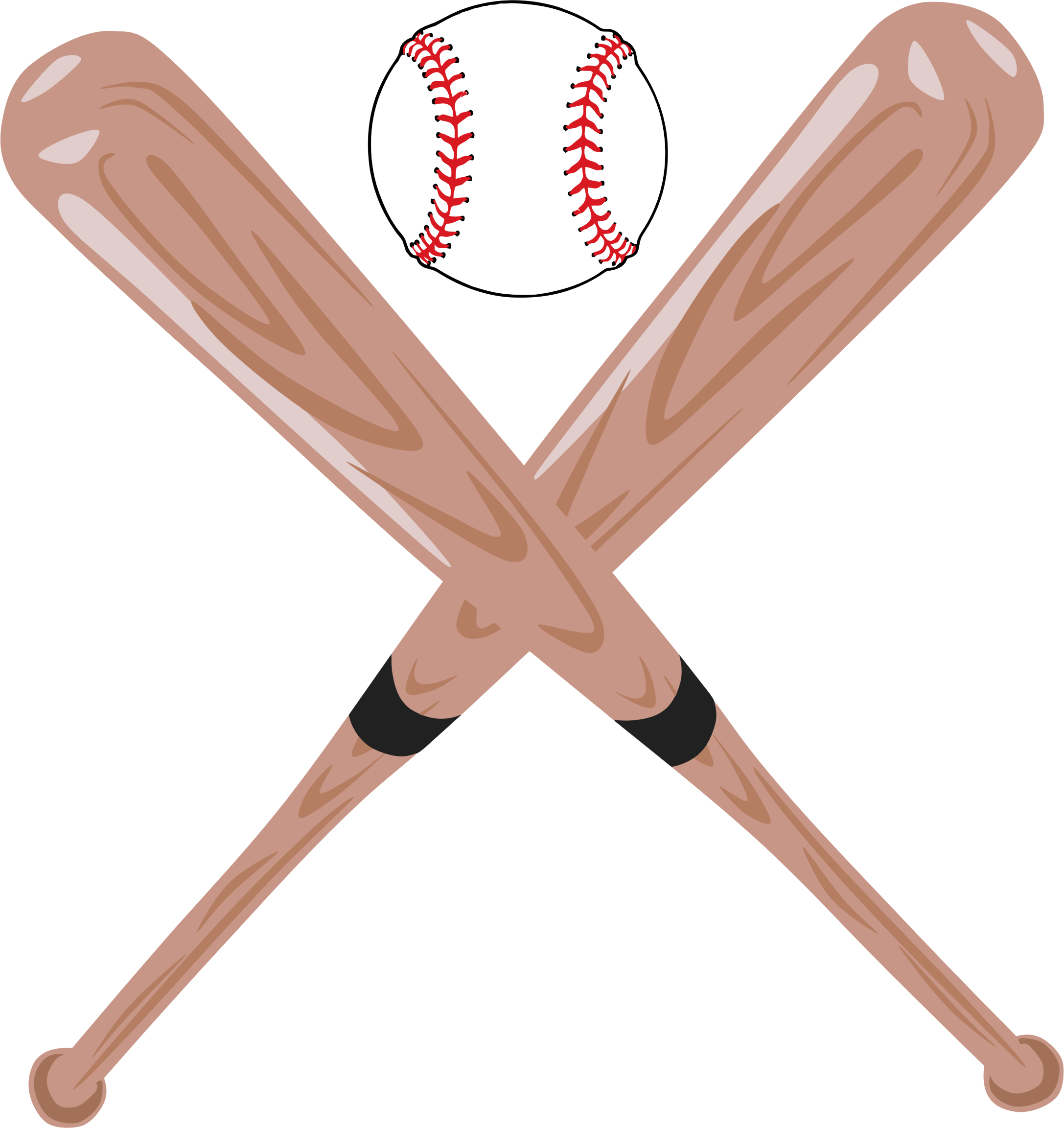 Baseball Illustration by GDJ