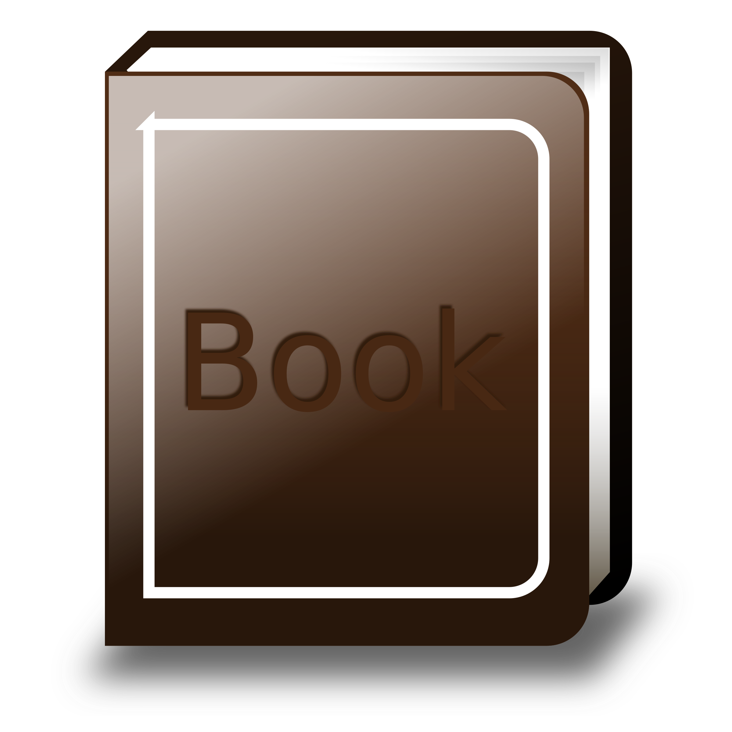 Brown Book by ronoaldo