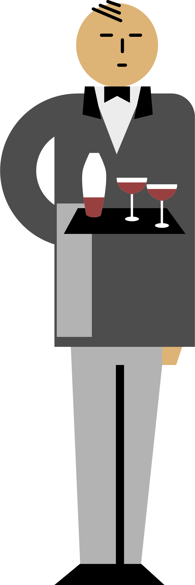 Wine waiter by Firkin