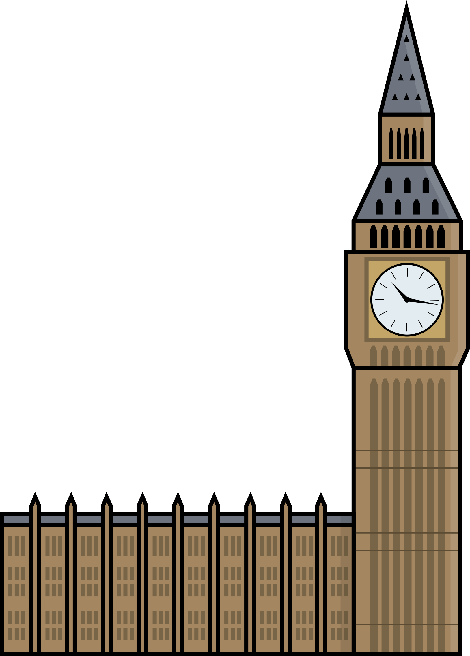 clipart big ben london - photo #13