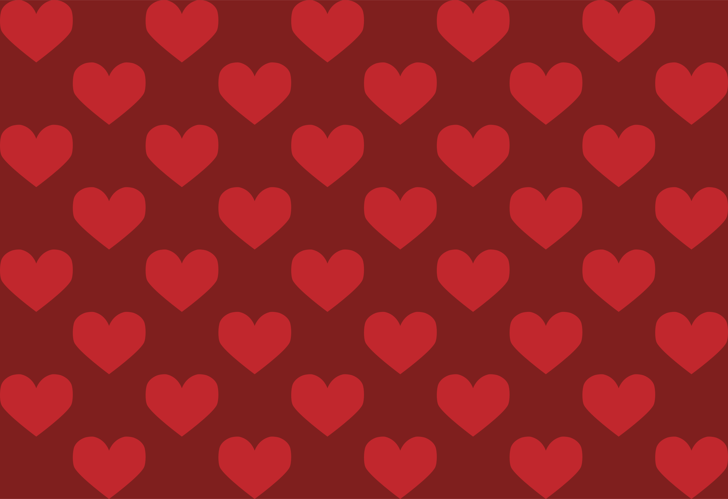 Heart Background by CLXVI