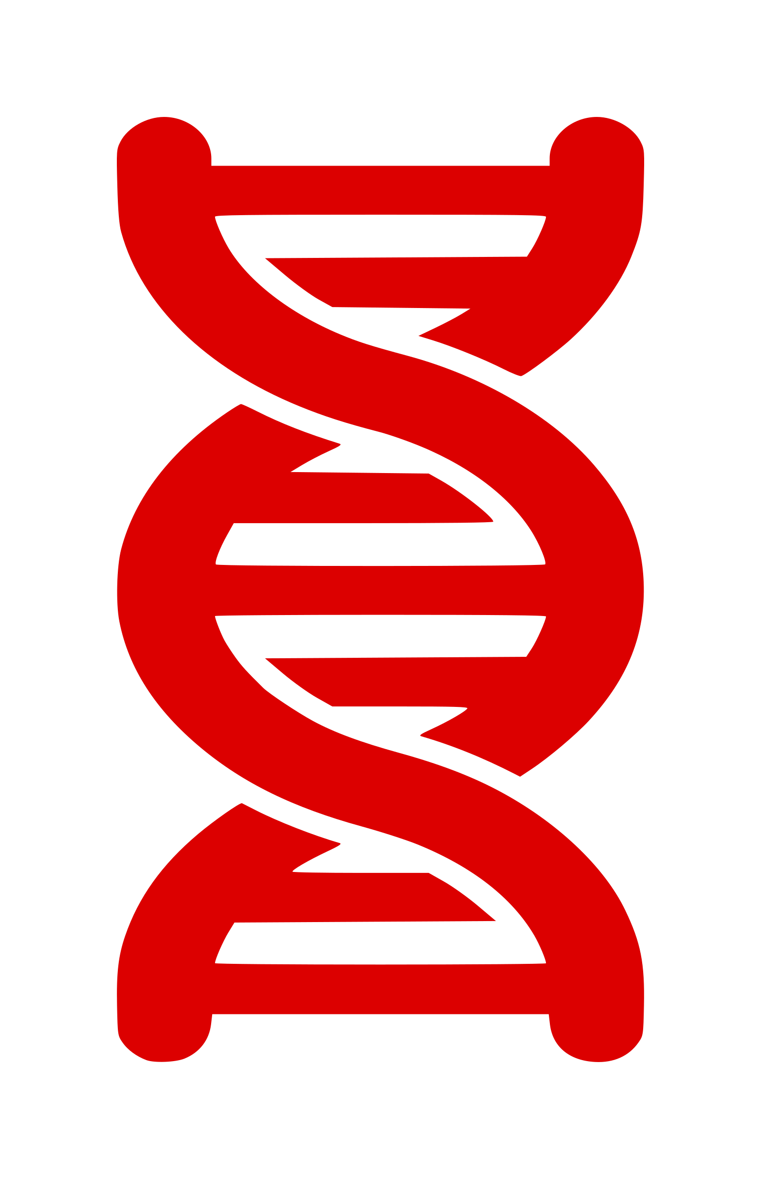 DNA Strand Icon by ben