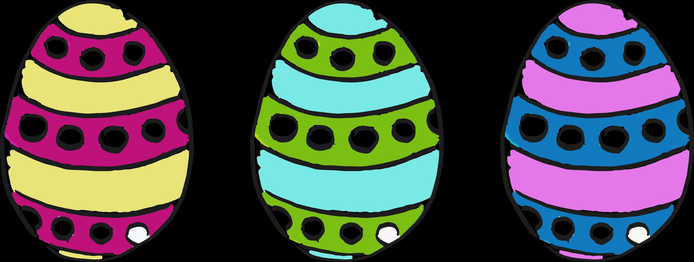 clipart easter eggs 8