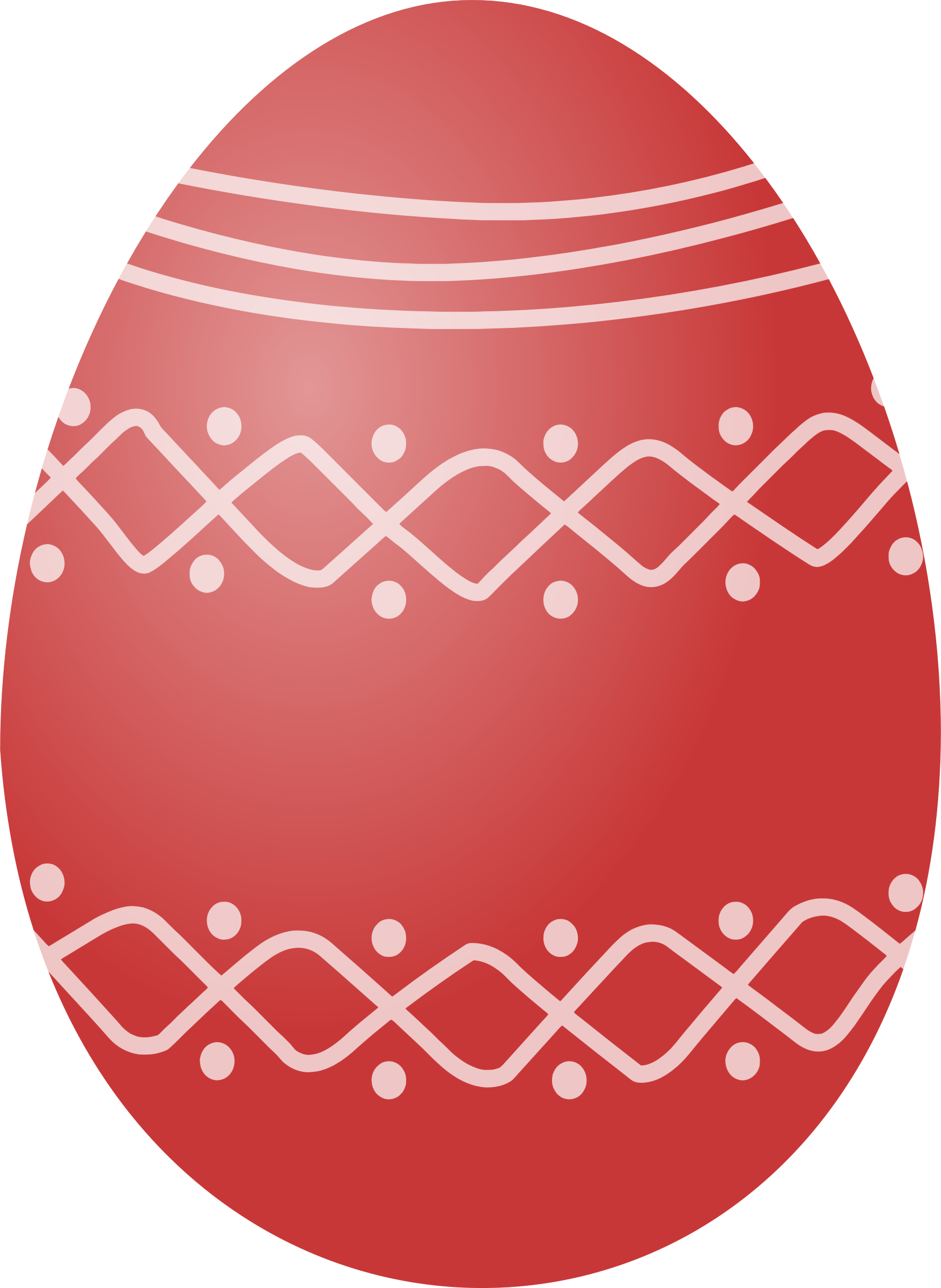Easter egg 2 by Firkin