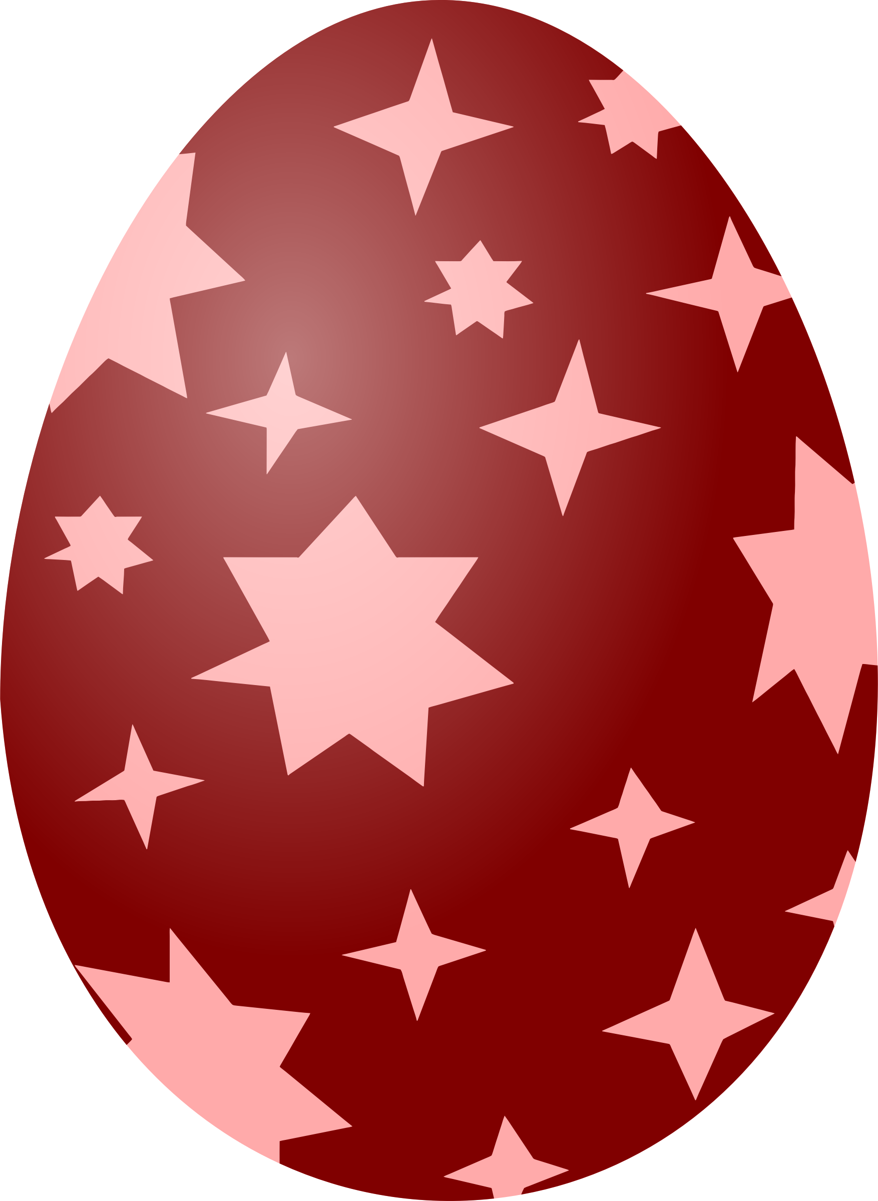 Easter egg 4 by Firkin