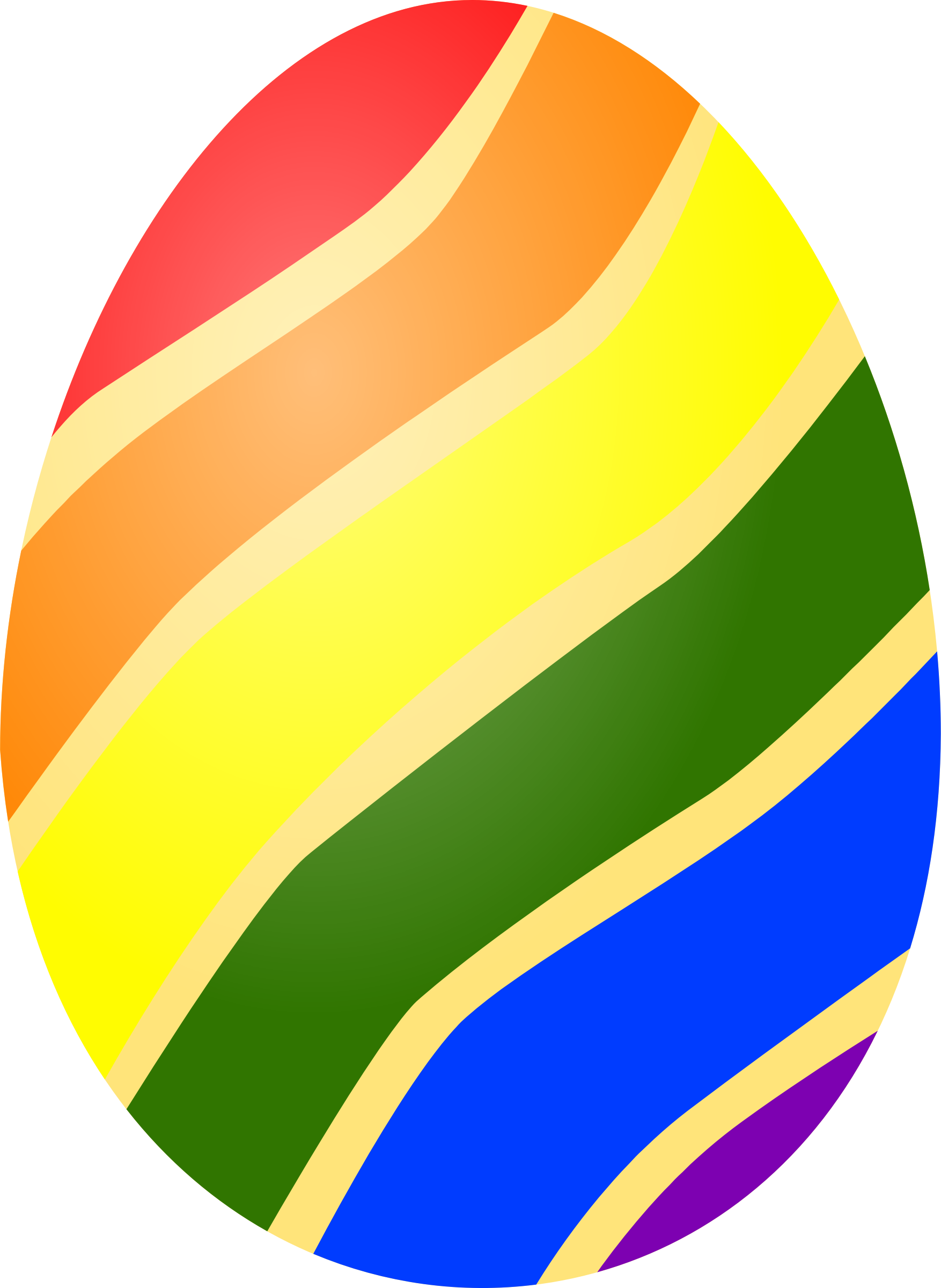 Easter egg 10 by Firkin