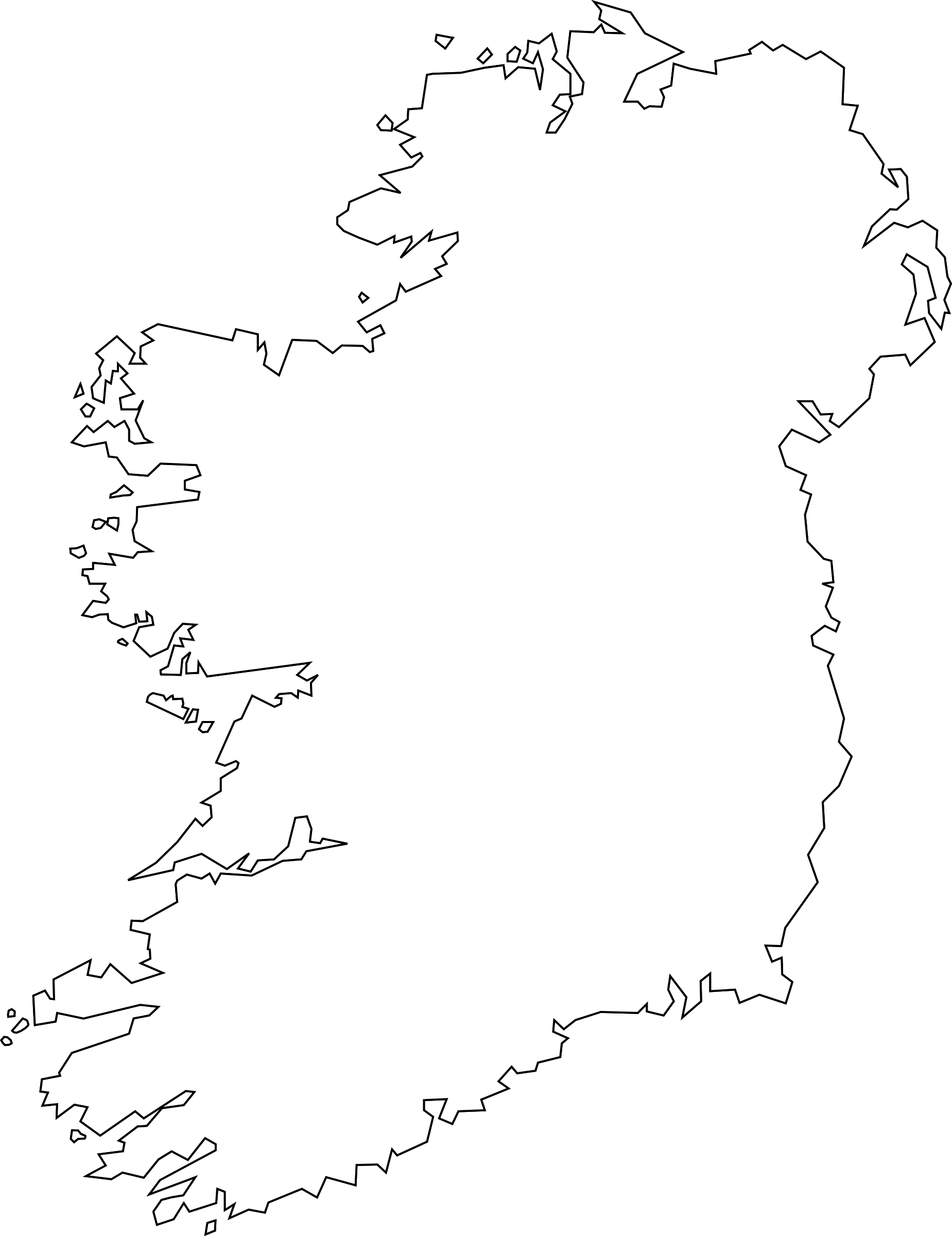 Irlanda by inkscapeforum.it