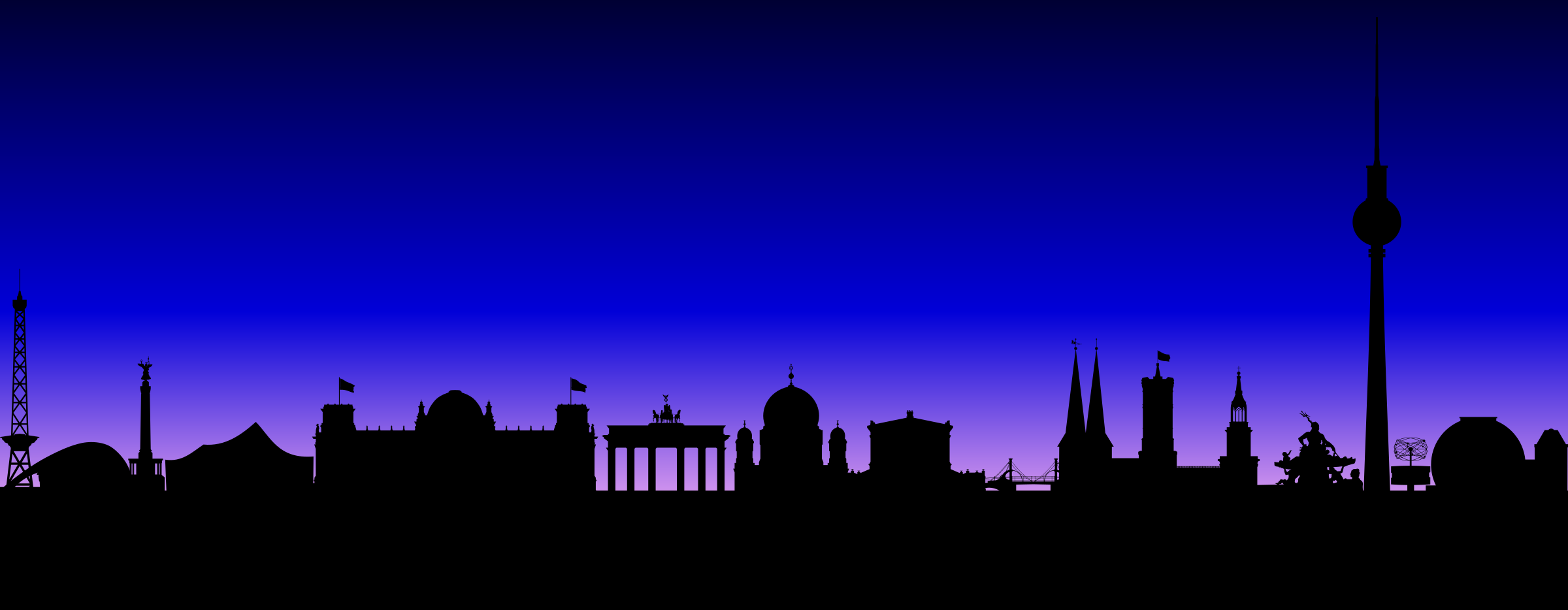 Berlin Skyline by wasat
