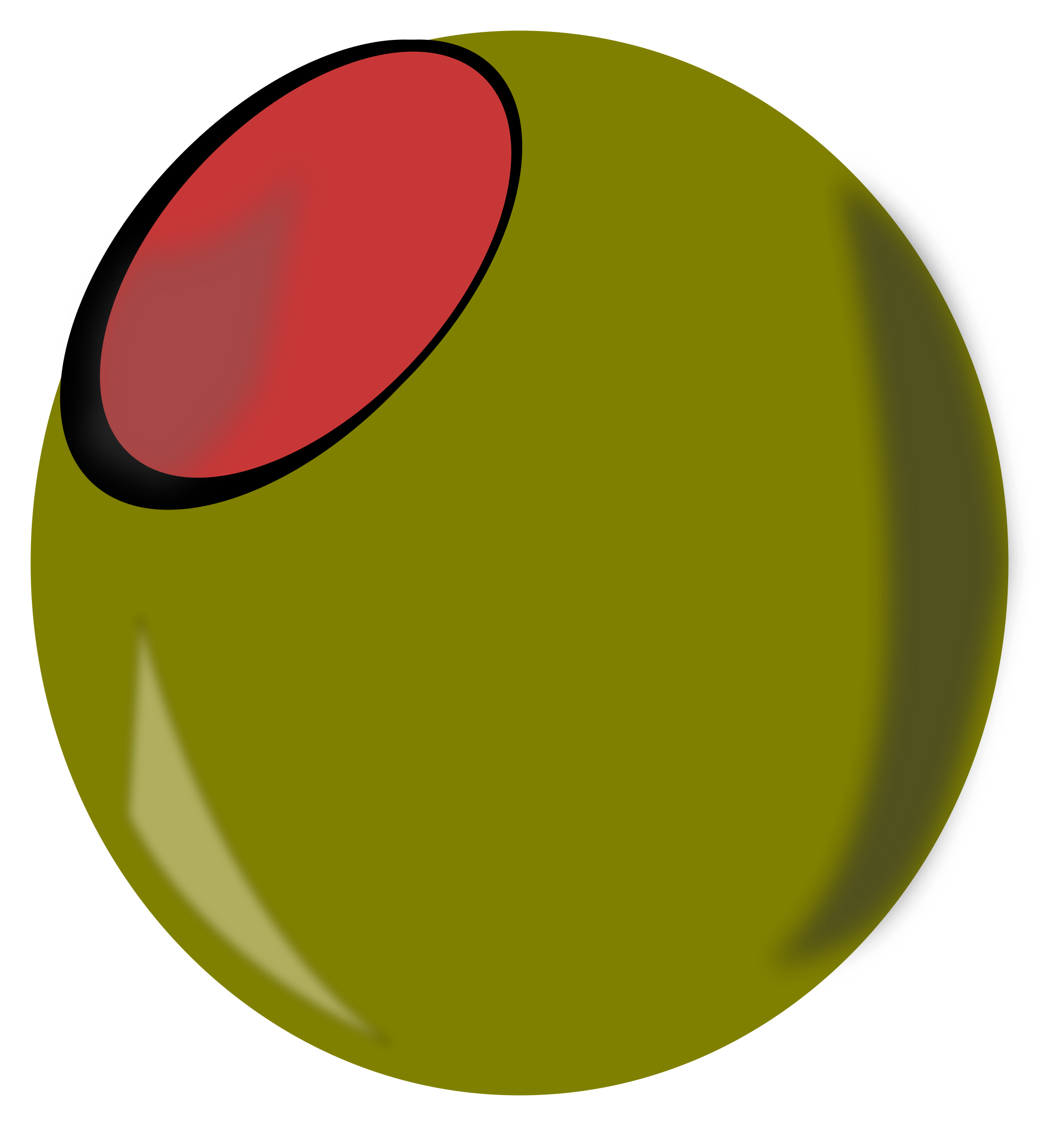 Clipart Olive