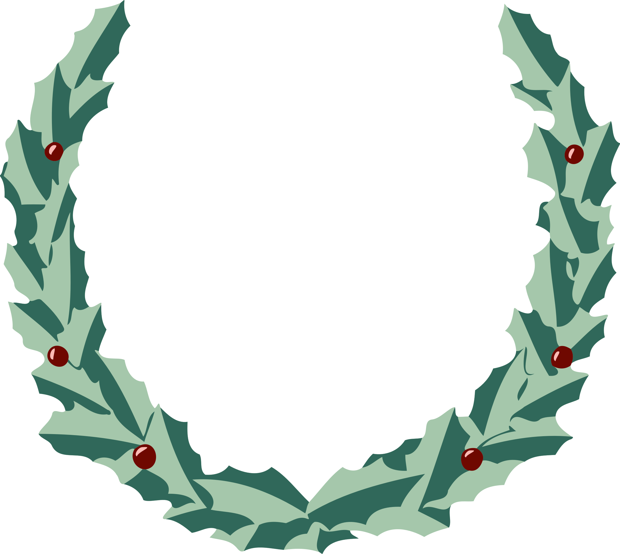 Wreath 2 by Firkin