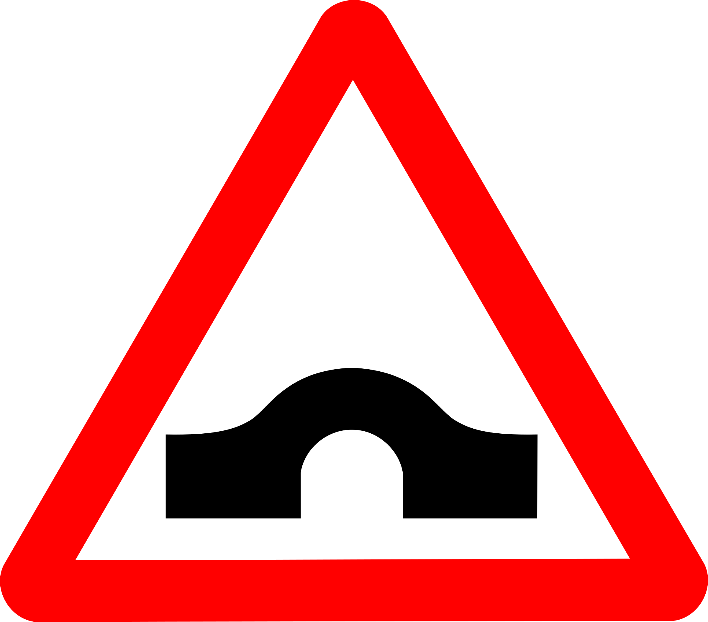 Roadsign Humpback by Simarilius