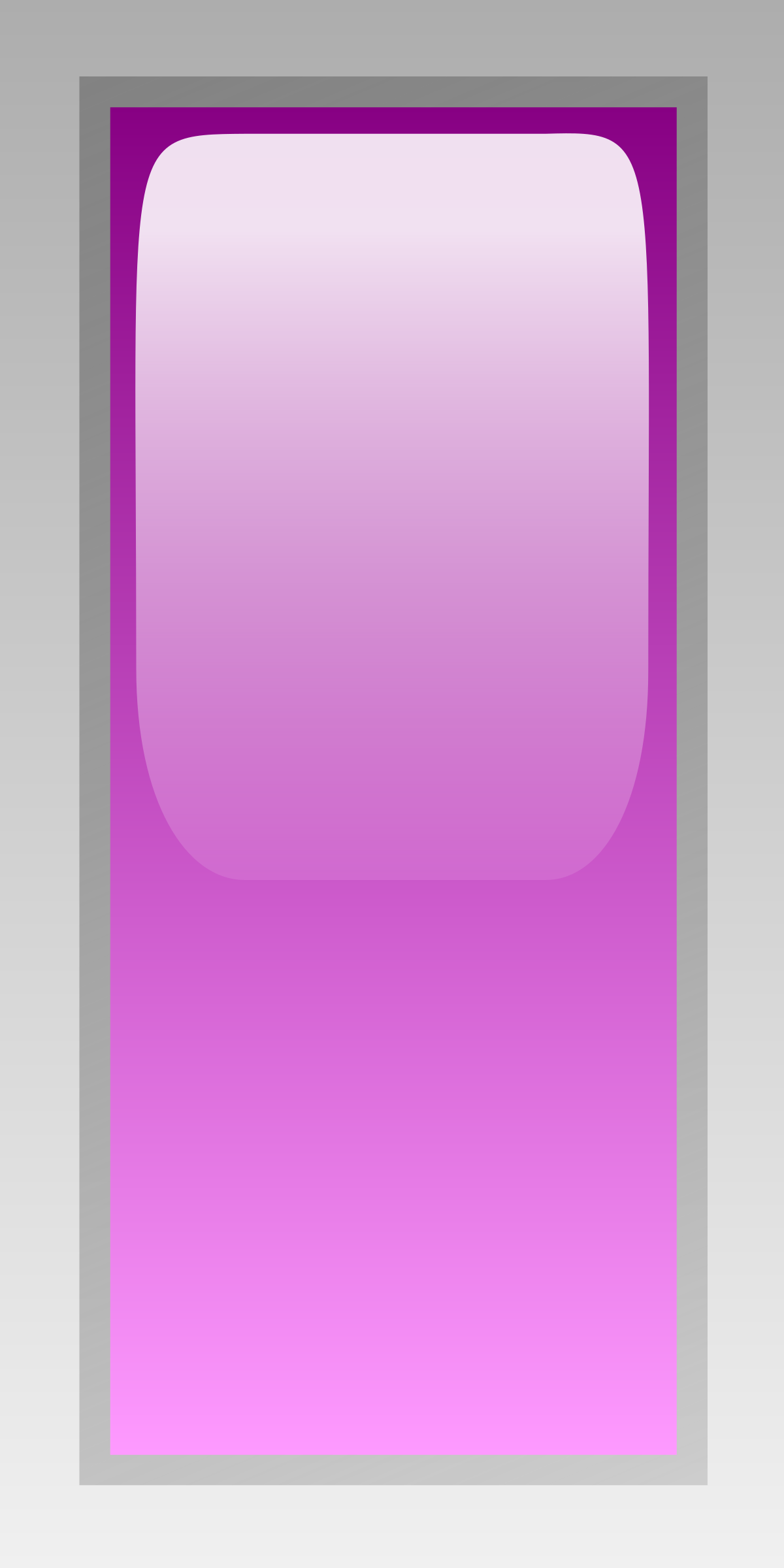 led rectangular v purple by jean_victor_balin