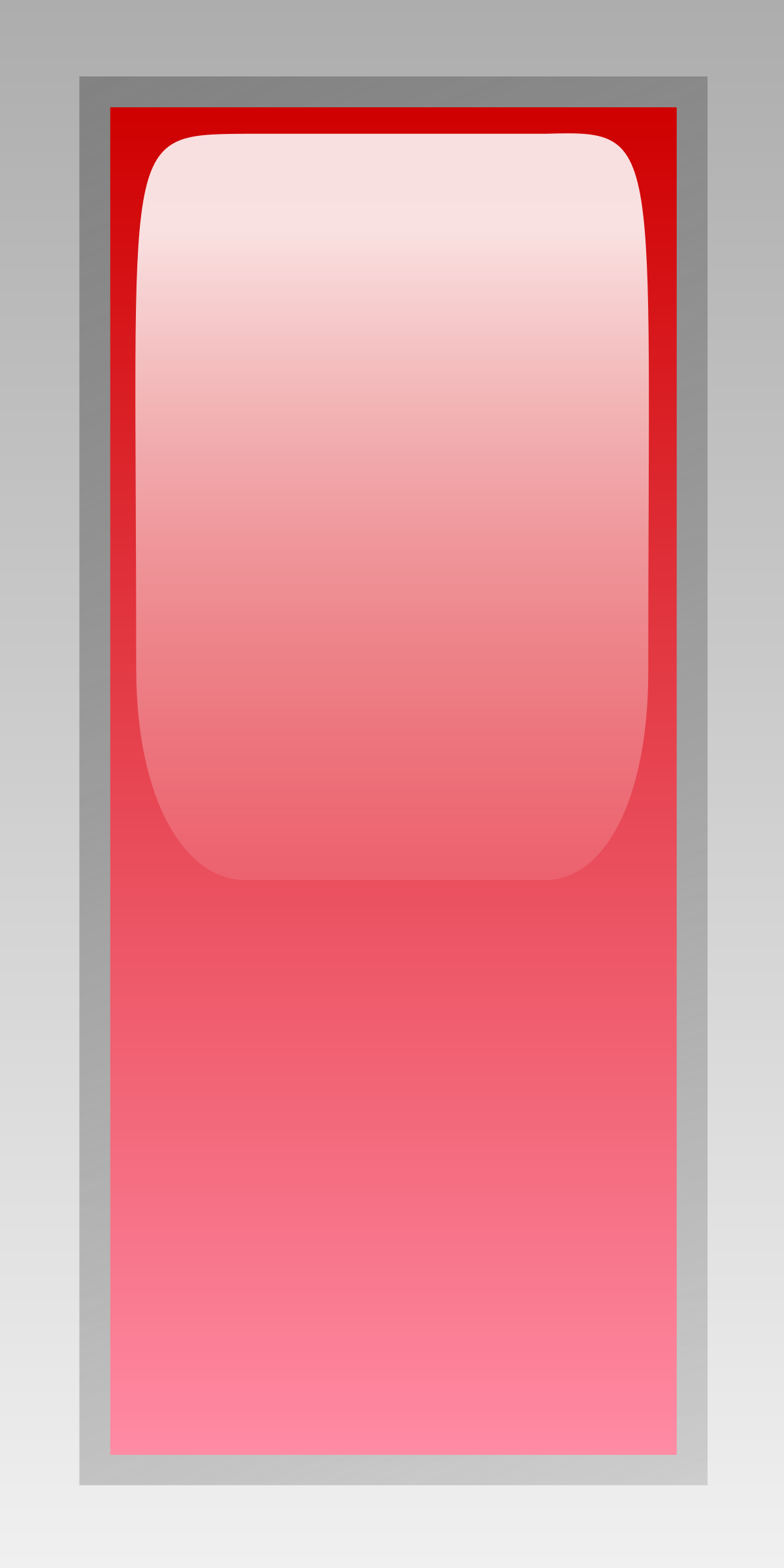led rectangular v red by jean_victor_balin