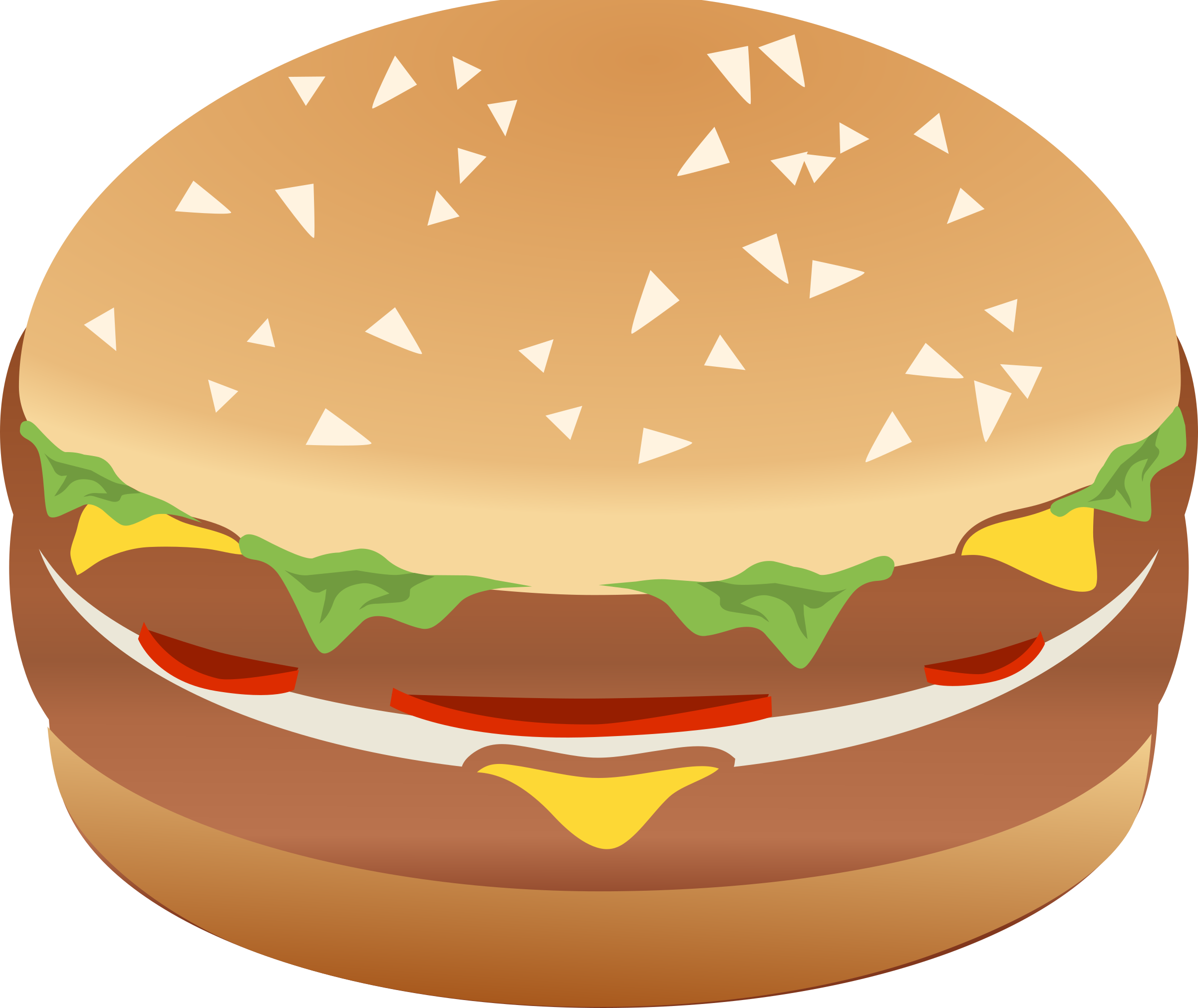 Hamburger Burger Remix with Colors by monsterbraingames